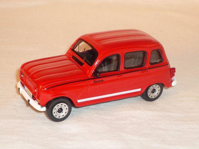 renault 4 rot 1 43 bburago burago modellauto modell auto. Black Bedroom Furniture Sets. Home Design Ideas