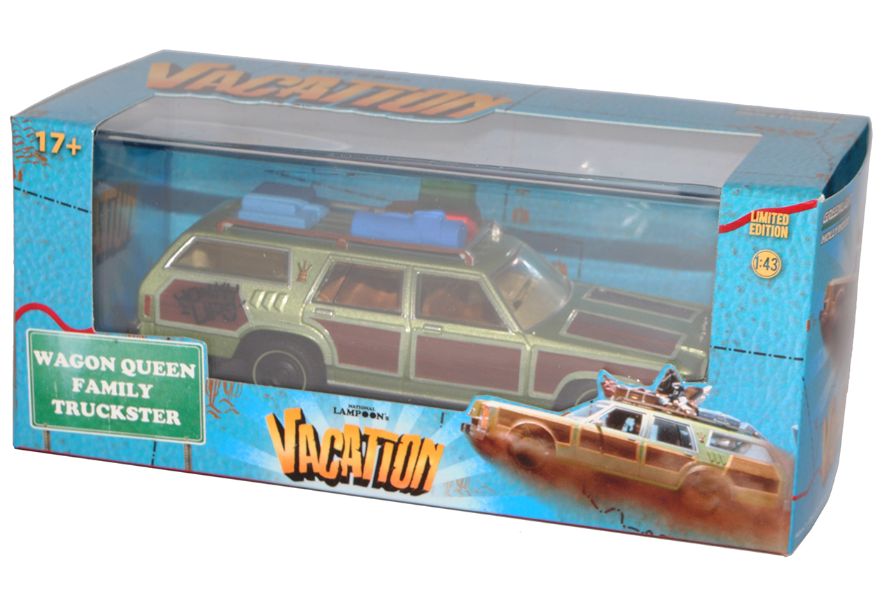 Wagon Queen Family Truckster Vacation Nation Lampoons Wir Sind die Griswolds K..