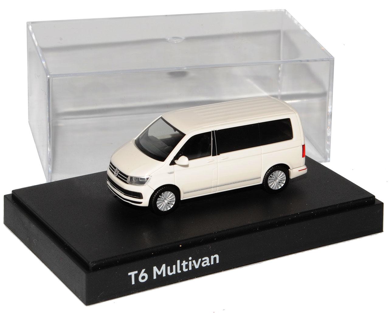 VW Volkswagen T6 Multivan Personen Transporter Weiss T5 Ab 2 Facelift 2015 H0..