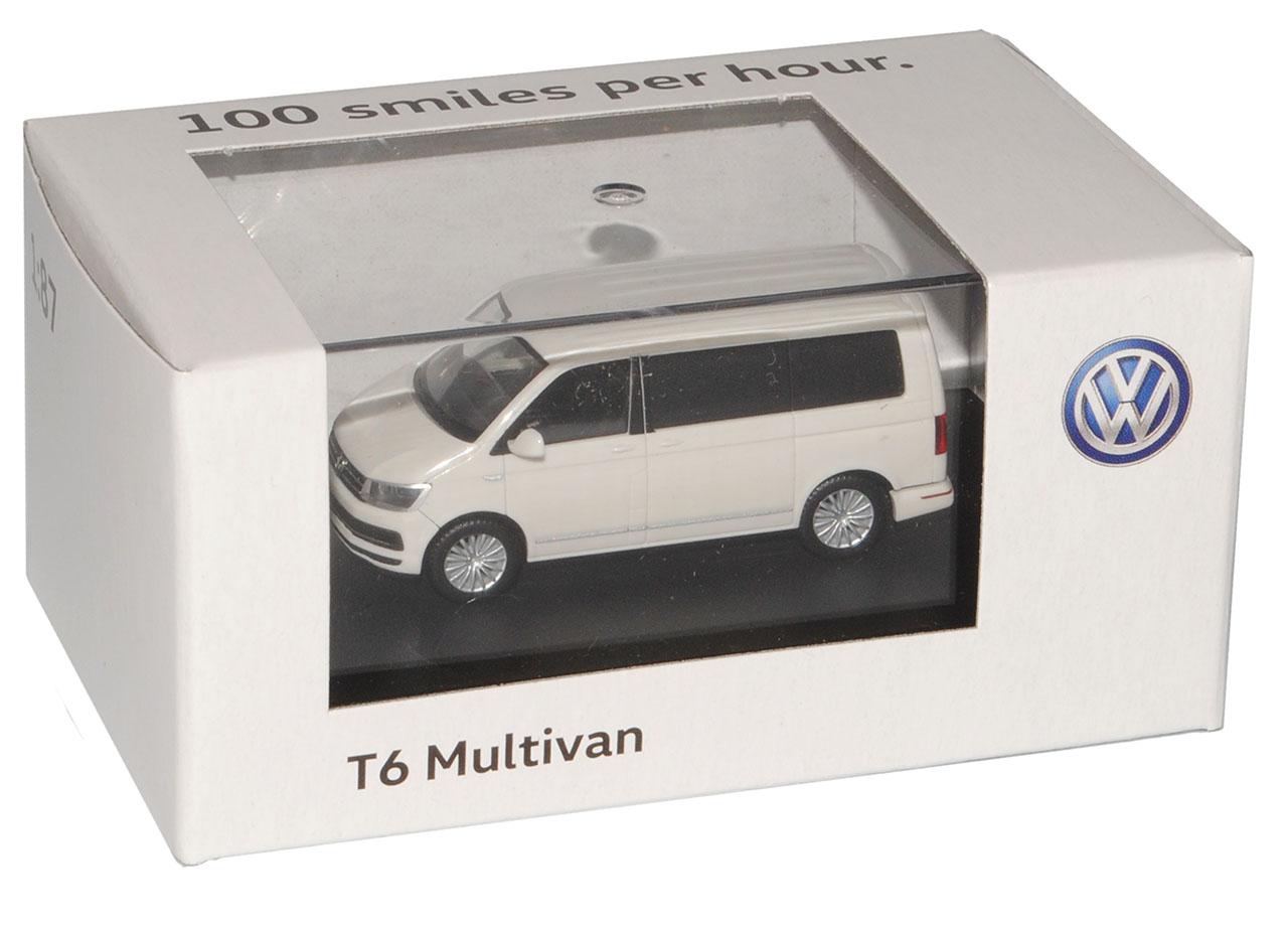 VW VOLKSWAGEN t6 Multivan persone Transporter Bianco t5 dal 2 Facelift 2015 h0...
