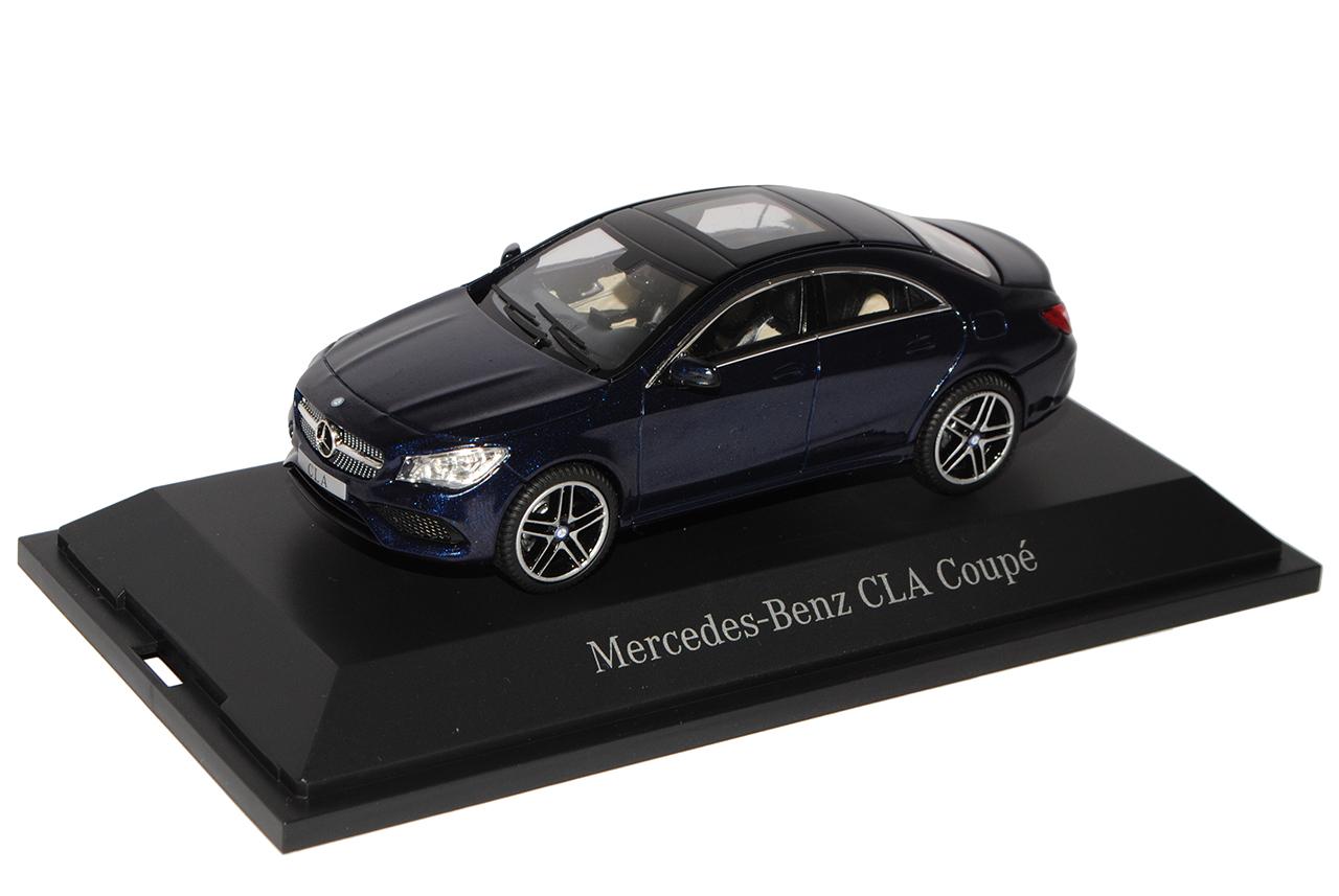 Mercedes-Benz CLA Limousine Cavansit Blau Schwarz Modell Ab 2013 Ab Facelift 2..