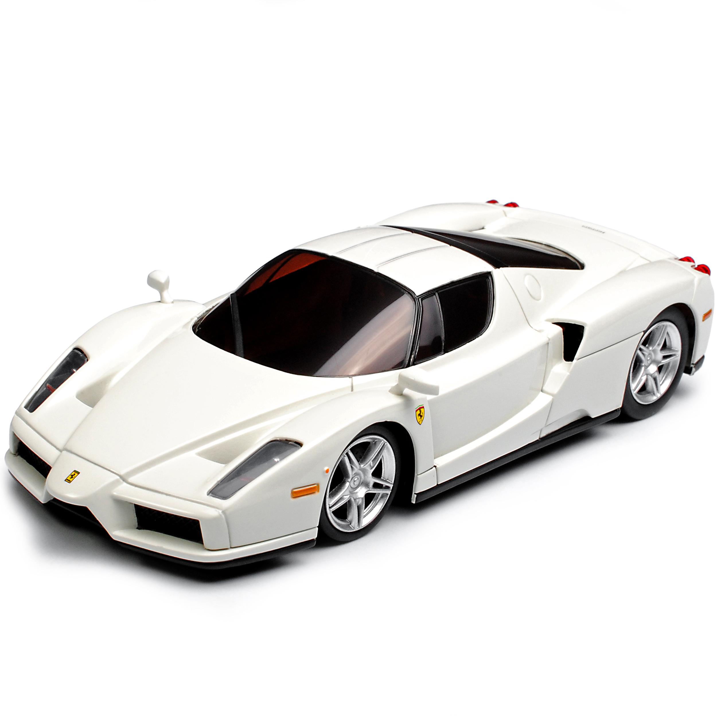 Ferrari Enzo Coupe Weiss 2002-2004 1//43 Kyosho Modell Auto mit oder ohne indiv..
