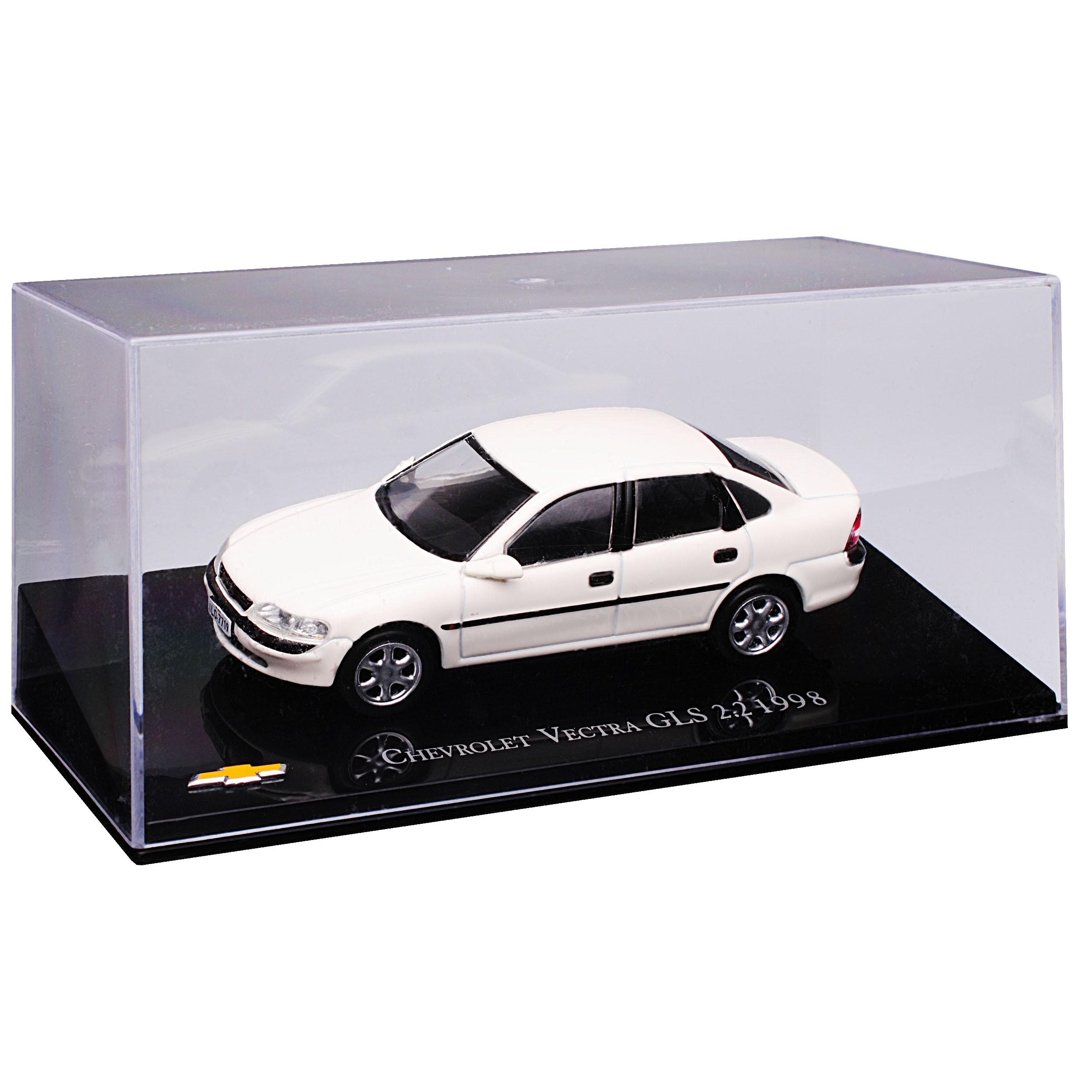 BIANCO 1995-2002 1//43 Ixo modello auto con ode... CHEVROLET OPEL Vectra B Lim