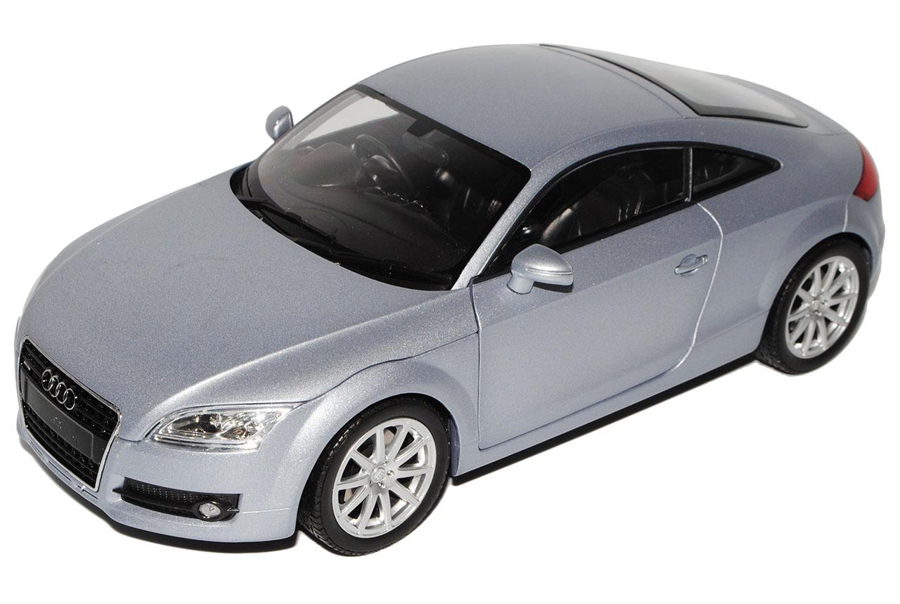 Generation 2006-2014 1//18 Minichamps modelo coche... Audi TT 8j Coupe gris azul 2