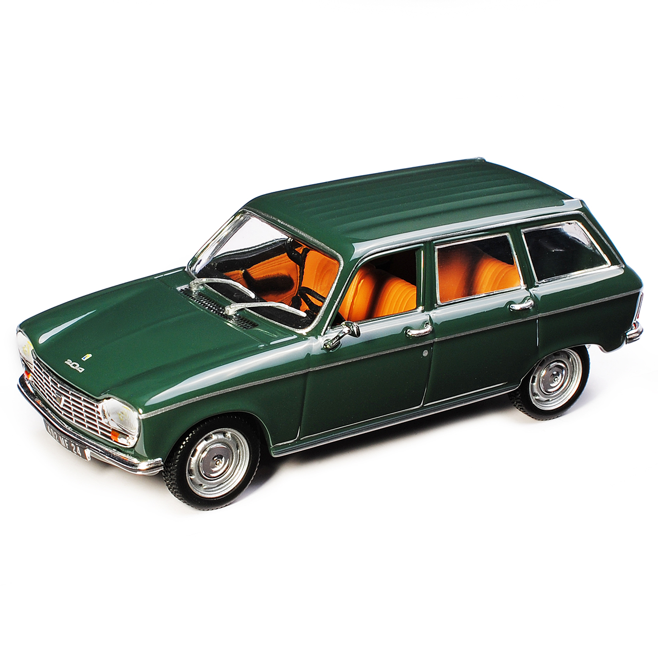 Peugeot 204 Kombi Break 1965-1976 1//43 Norev Modell Auto mit oder ohne individ..