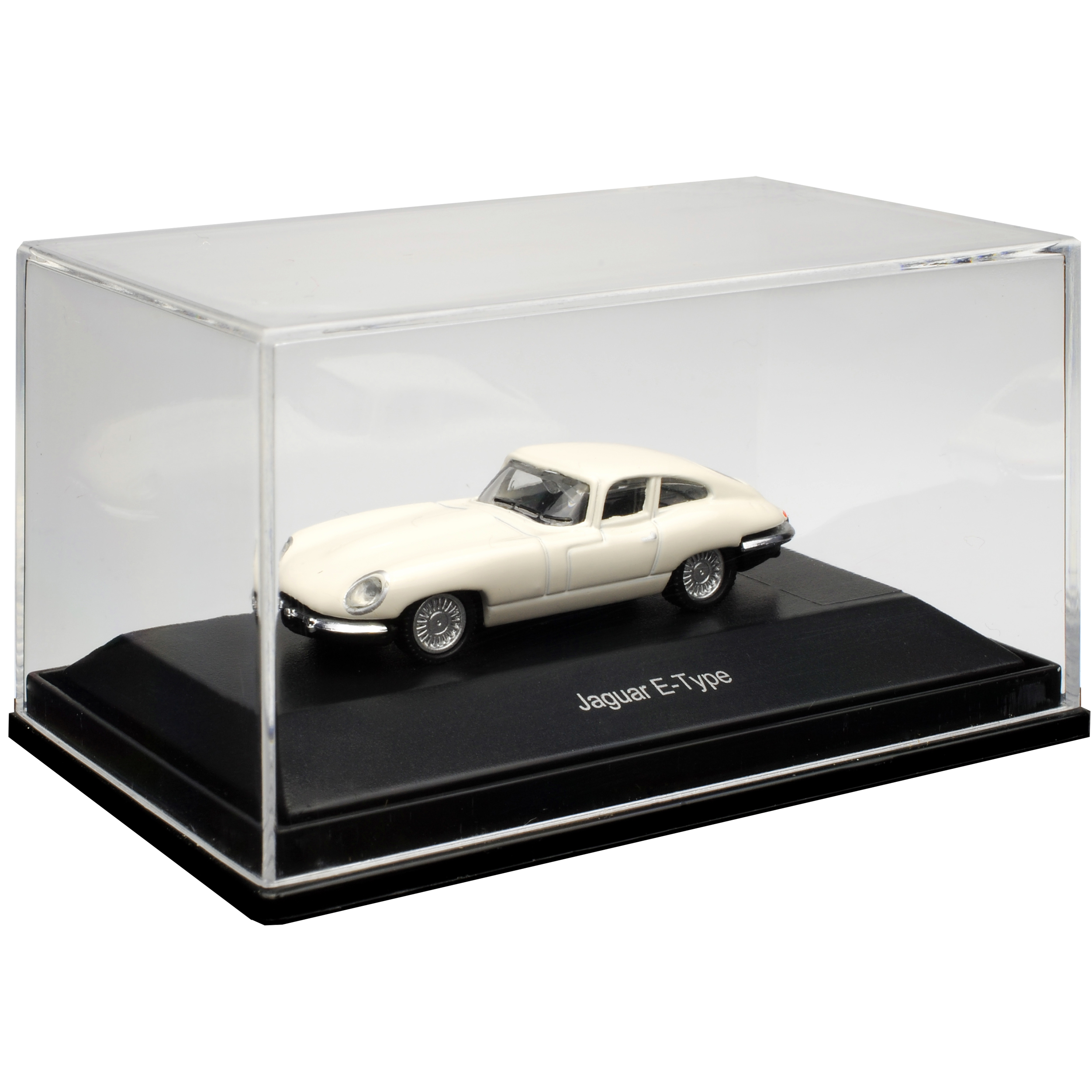 Jaguar E-Type Coupe Weiss H0 1//87 Schuco Modell Auto mit oder ohne individiuel..