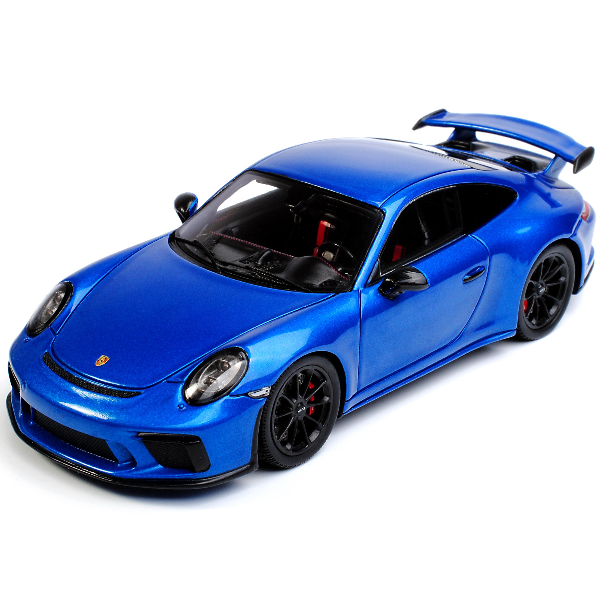 Porsche 911 991 II GT3 Blau Modell ab 2012 Ab Facelift 2015 limitiert 1 von 50..