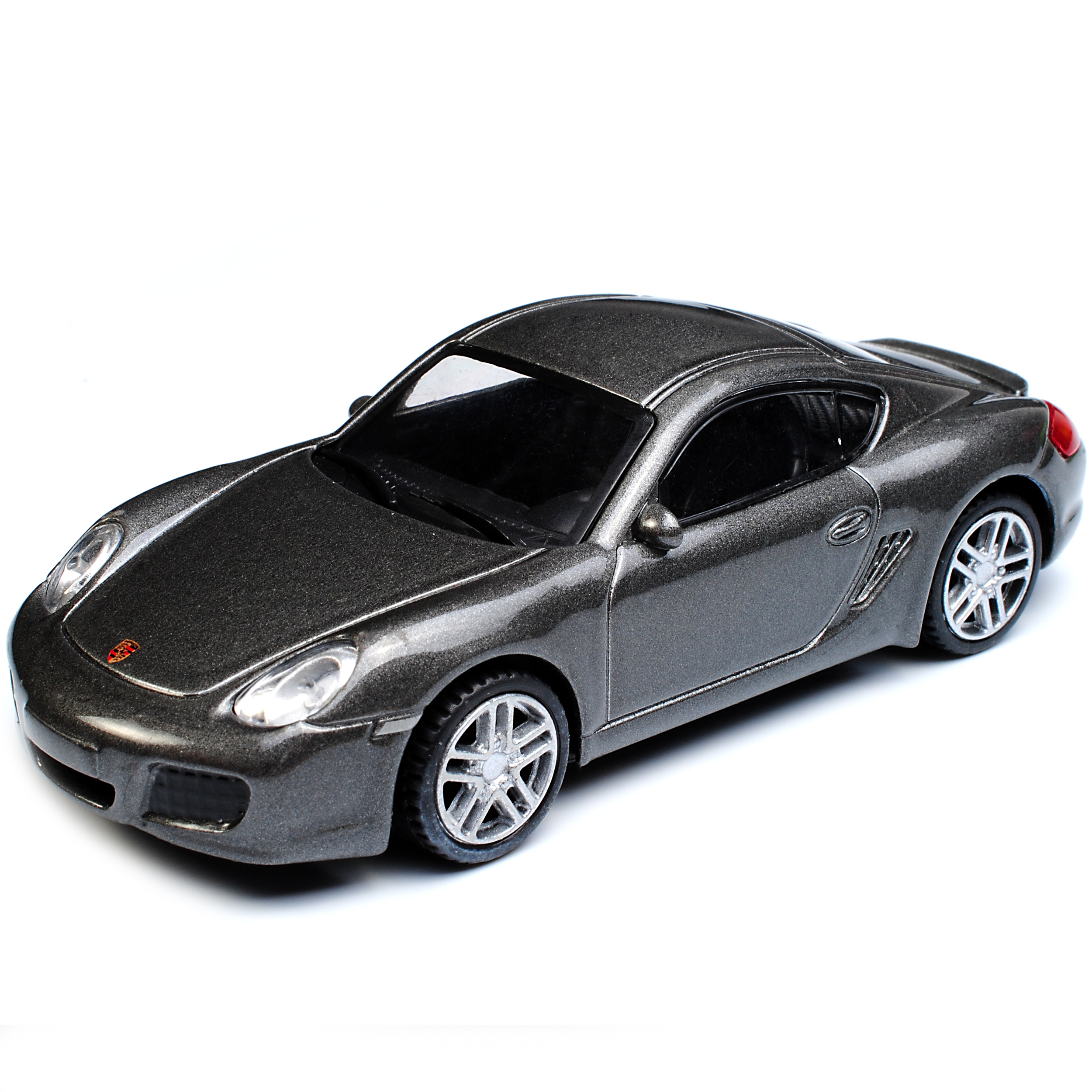 Porsche Cayman S 987 C Coupe Grau 1 Generation 2005-2013 1//43 Modellcarsonlin..