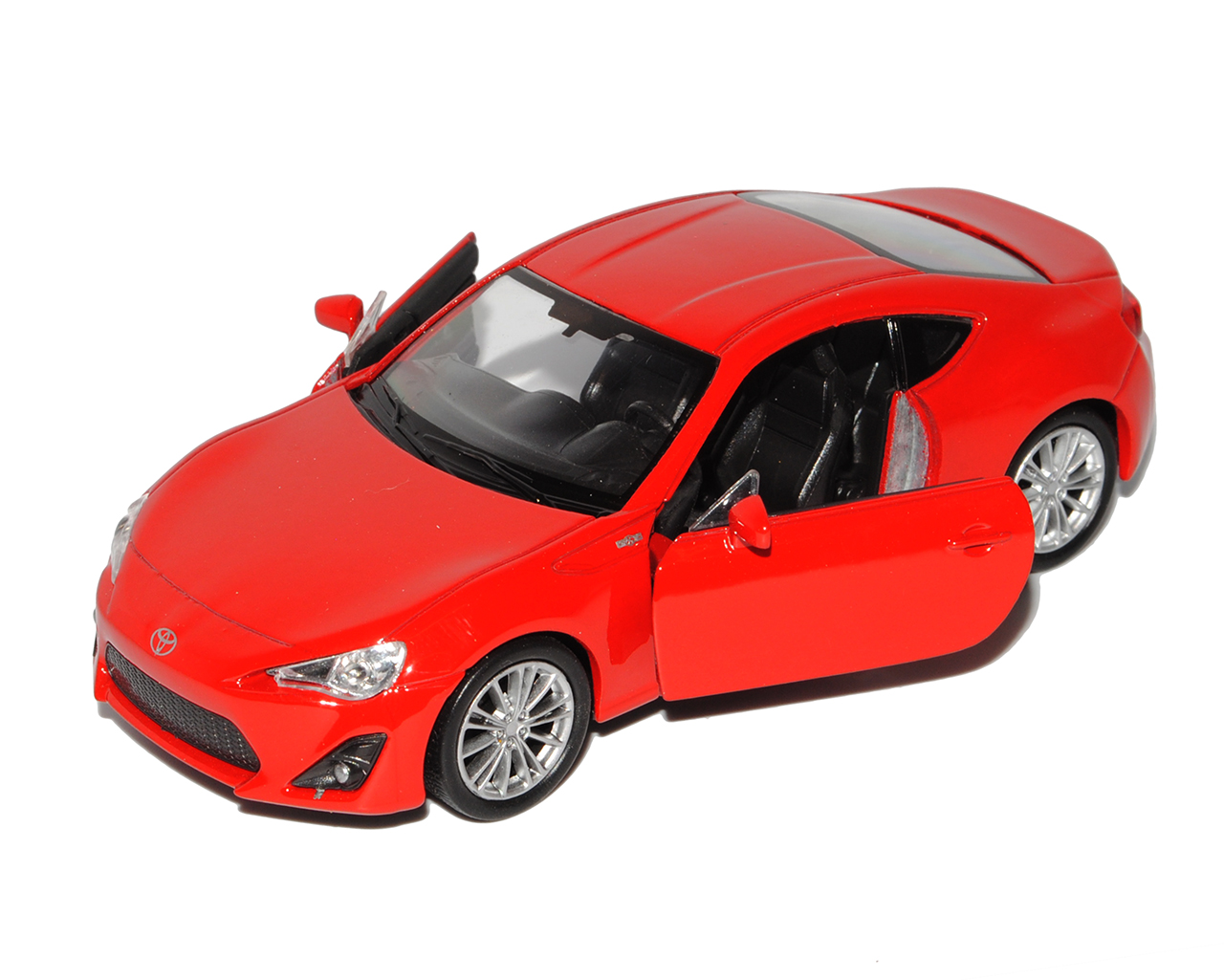 Toyota GT86 Coupe Rot Ab 2012 ca 1//43 1//36-1//46 Welly Modell Auto mit oder ohn..