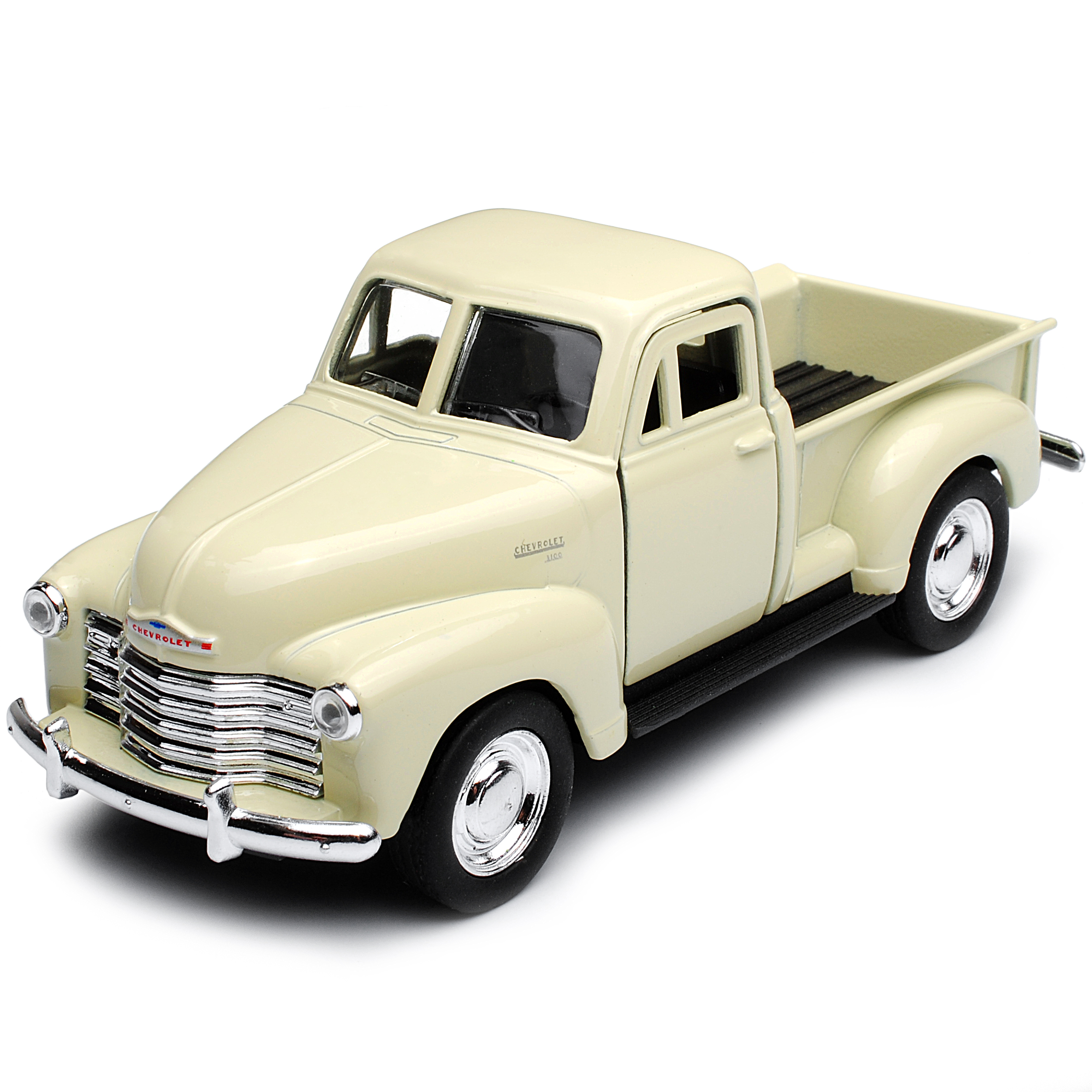 Chevrolet Chevy 3100 Pick-Up Beige Cream 1953 ca 1//43 1//36-1//46 Welly Modell A..