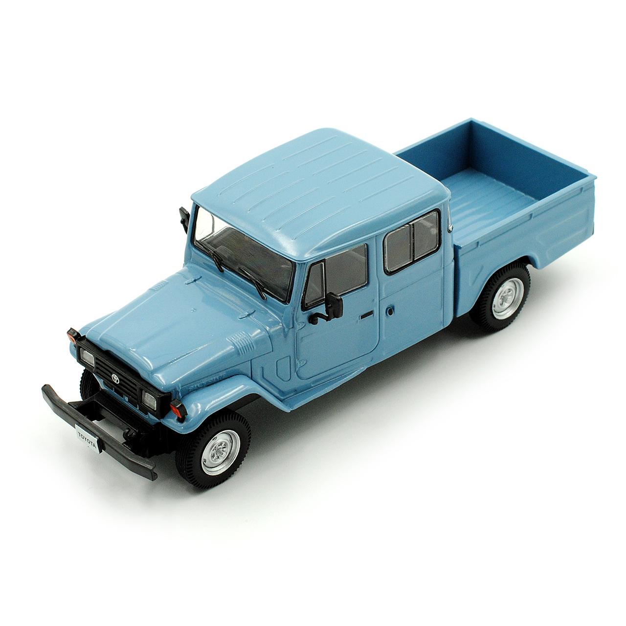 Toyota Bandeirante J5 Baugleich Land Cruiser J4 Blau 1958-2001 limitiert 1 von..