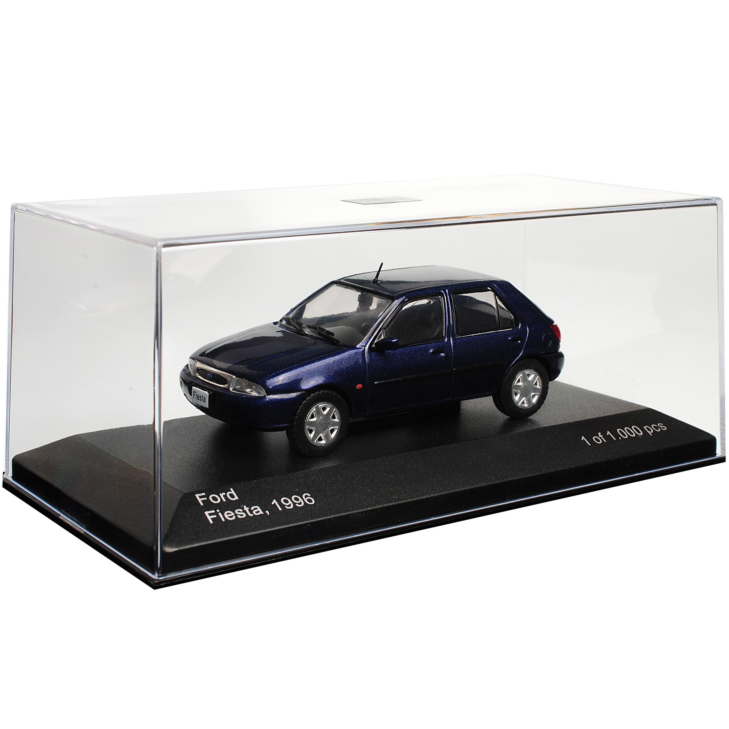 Generation 1995-2001 limitiert 1 von 1000 Stü.. Ford Fiesta MKIV Blau 5 Türer 4