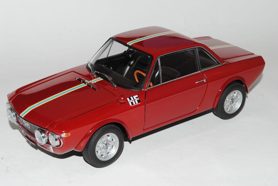 Lancia Fulvia 1600 HF fanalone rouge coupe 74703 1/18 Autoart Autoart Autoart Modèle Voiture Avec Ou. | Durable Dans L'utilisation  d704f8