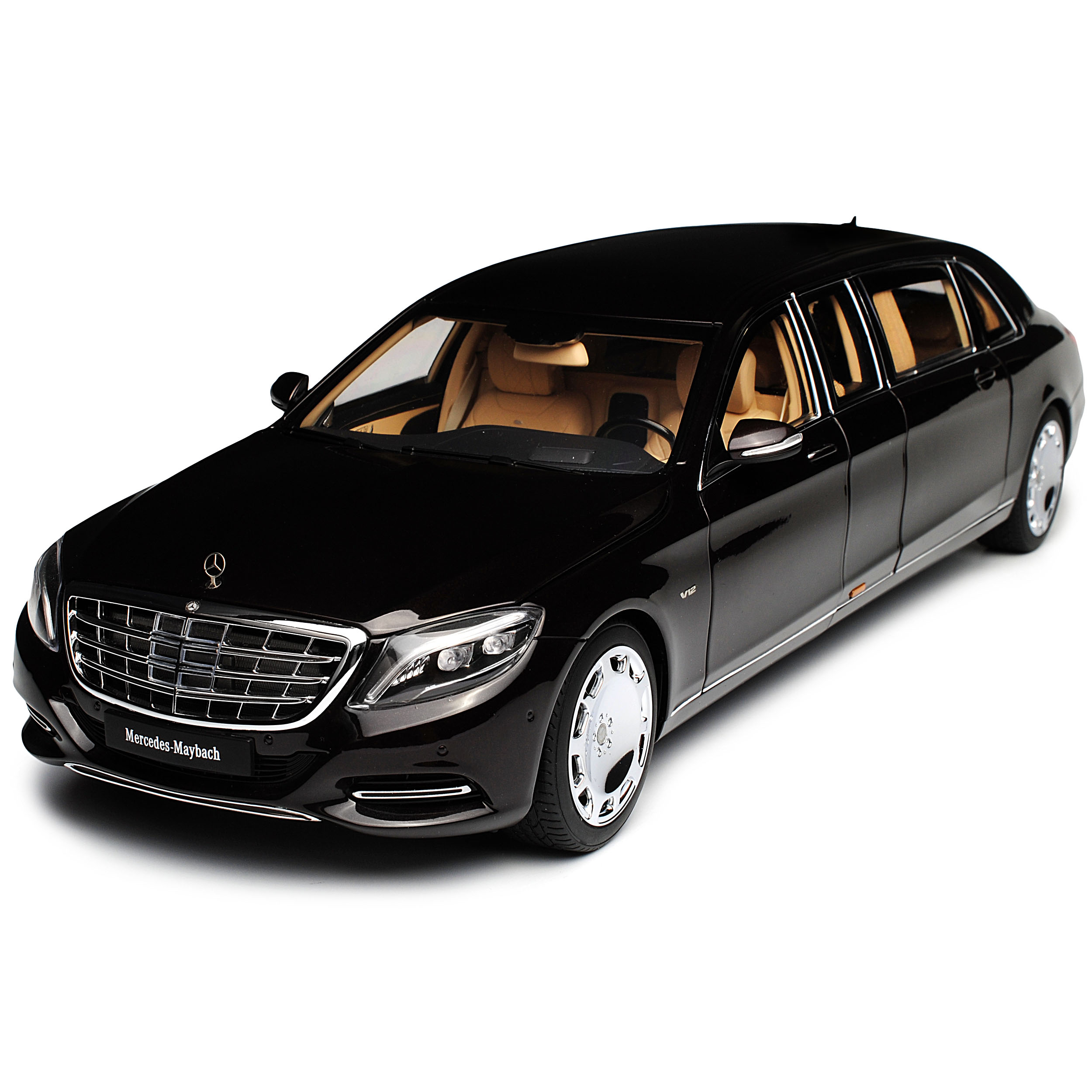 Mercedes-Benz Maybach Pullmann S-Klasse X222 S600 Stretch