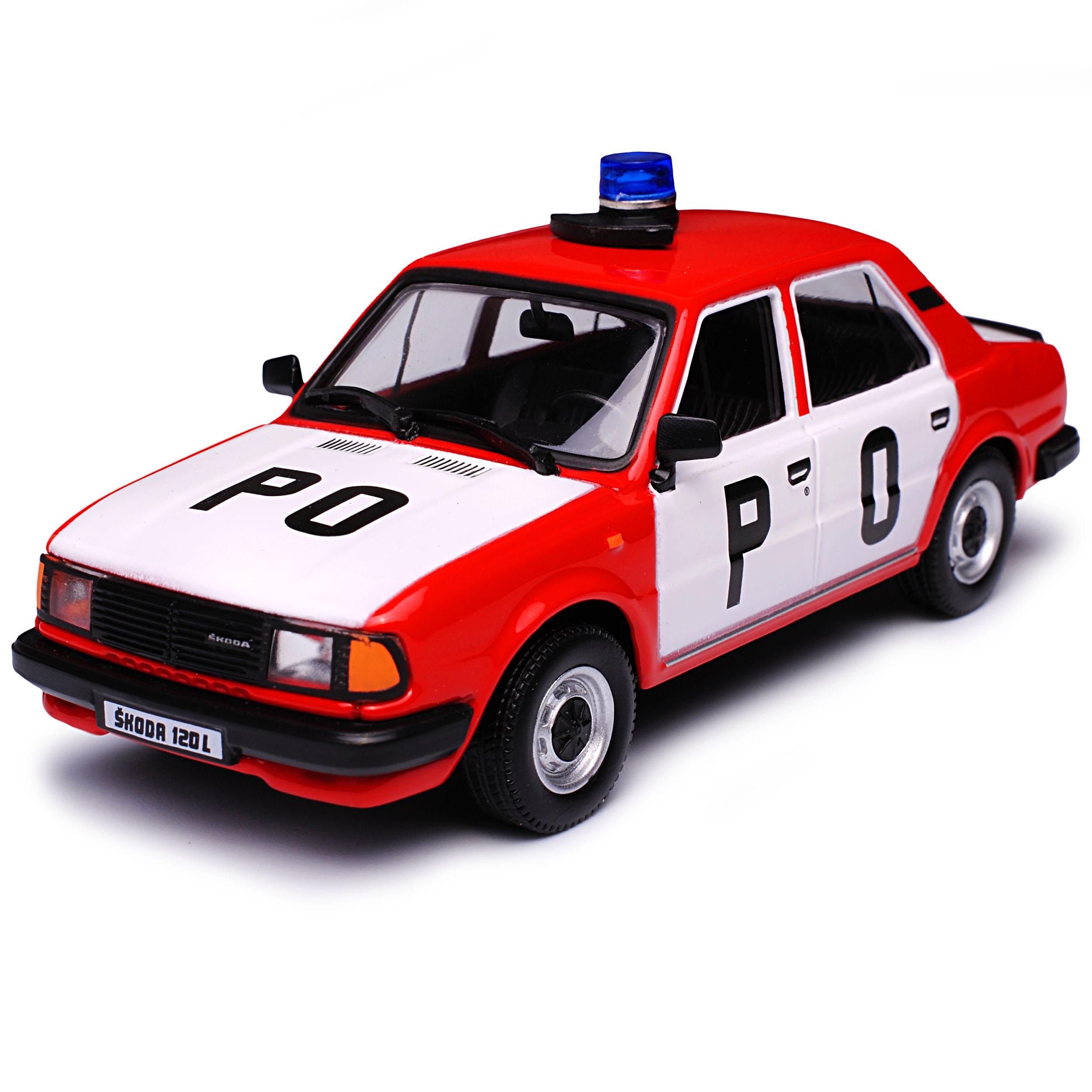 Skoda 120l 120l 120l po bomberos checo tipo 742 1976-1990 143 abs702xl 1 43 Abrex mod.. 98f5ce