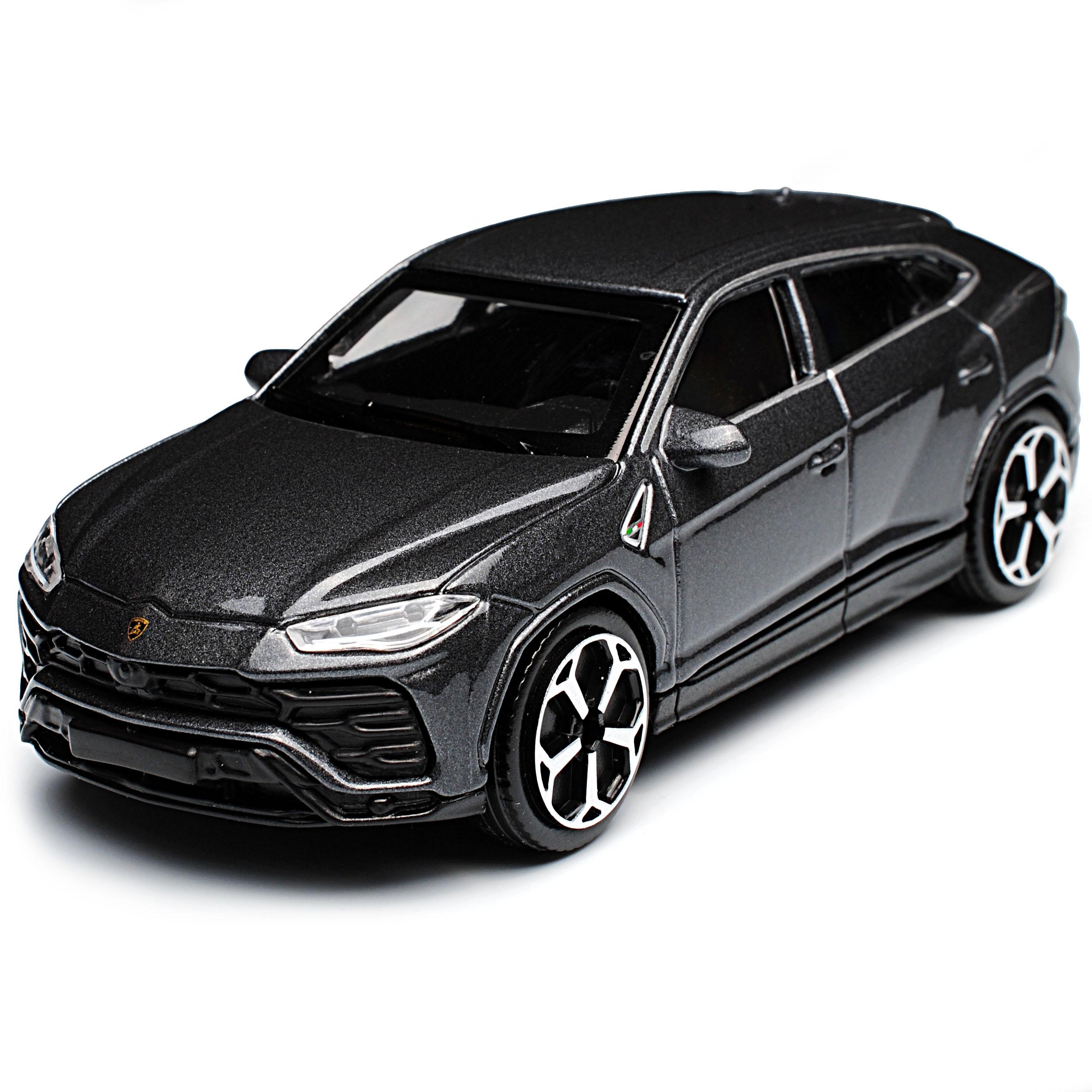lamborghini urus suv grau ab 2017 1 43 bburago modell auto. Black Bedroom Furniture Sets. Home Design Ideas
