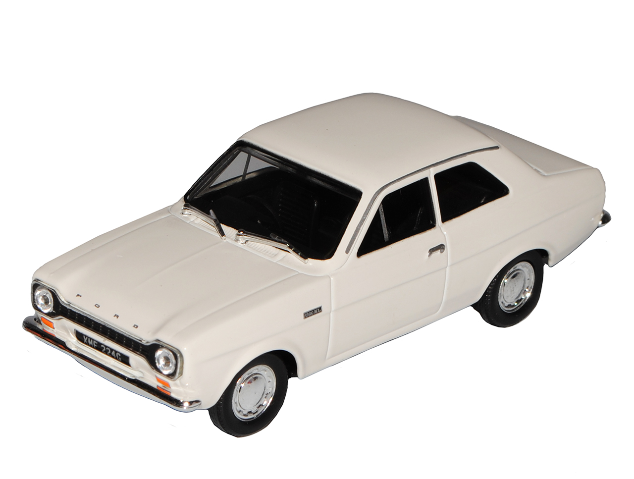 Ford Escort Mk1 Coupe 3 TÜrer Rot 1968-1975 1//43 Cararama Modell Auto mit oder..