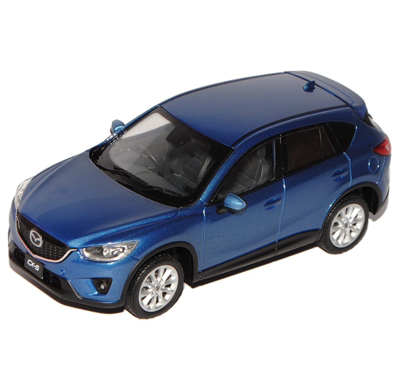 Mazda CX-5 Blau SUV Ab 2011 1//43 First 43 Modell Auto mit oder ohne individiue..