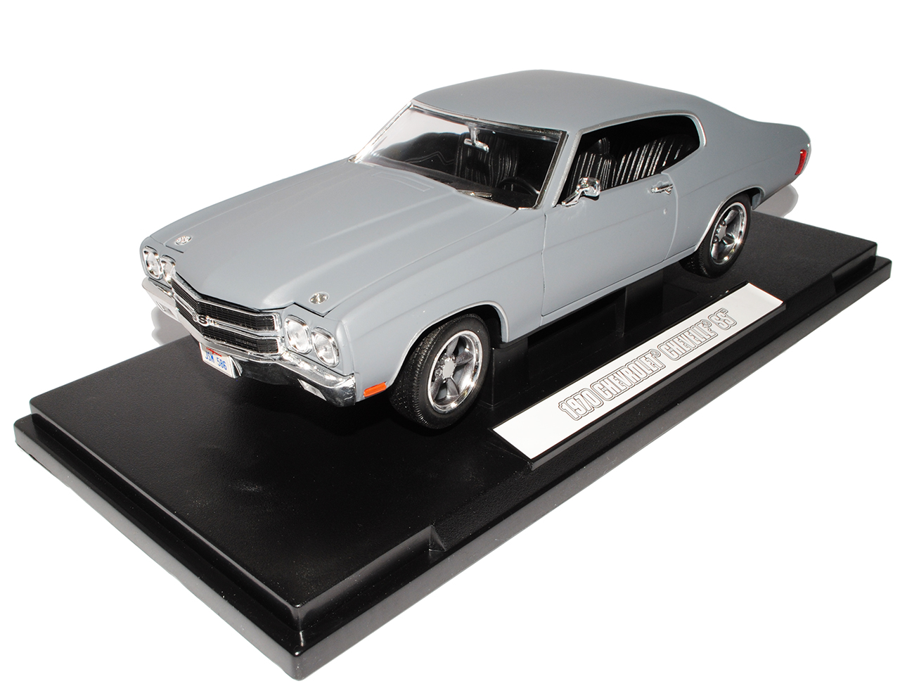 Chevrolet Chevelle SS Dom´s 1970 grey Fast and the Furious Furious Furious 1 18 Greenlight Mod.. c38dfd