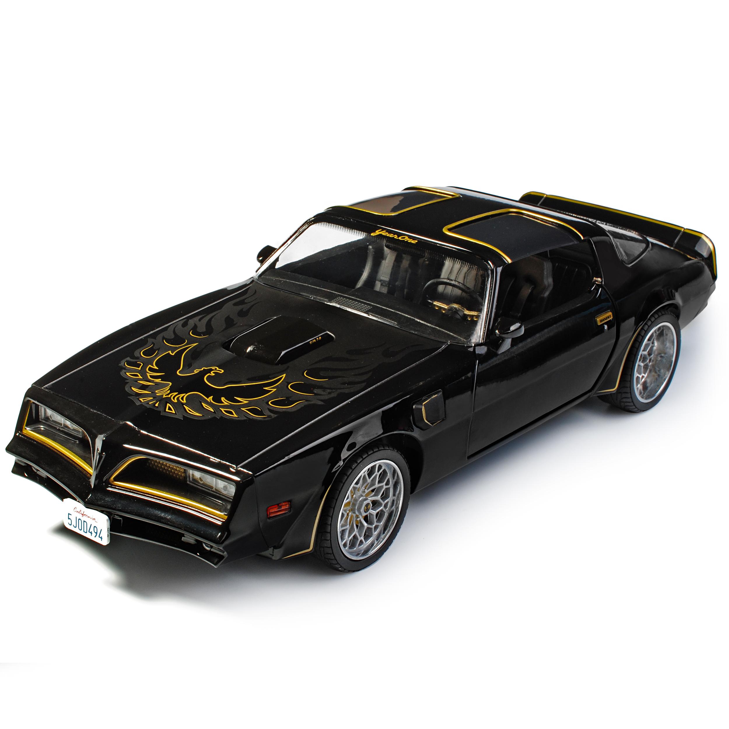 pontiac firebird trans am tego s schwarz mit gold und. Black Bedroom Furniture Sets. Home Design Ideas