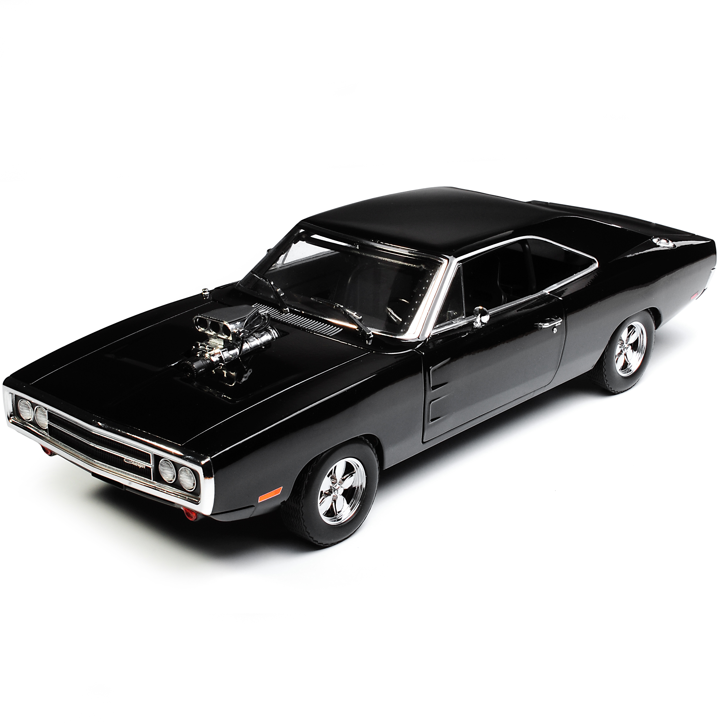 Dodge Charger R/T Dom´s Muscle Cars Coupe Schwarz Fast And