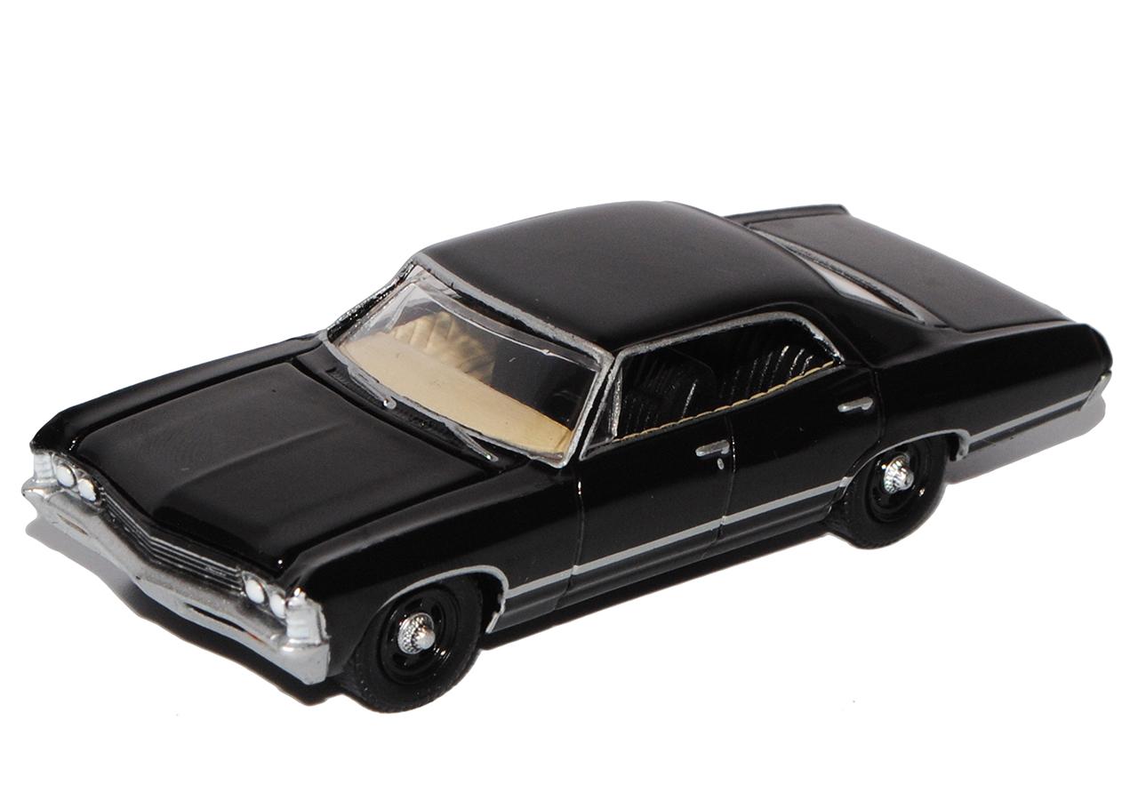 chevrolet impala limousine schwarz 1967 supernatural join. Black Bedroom Furniture Sets. Home Design Ideas