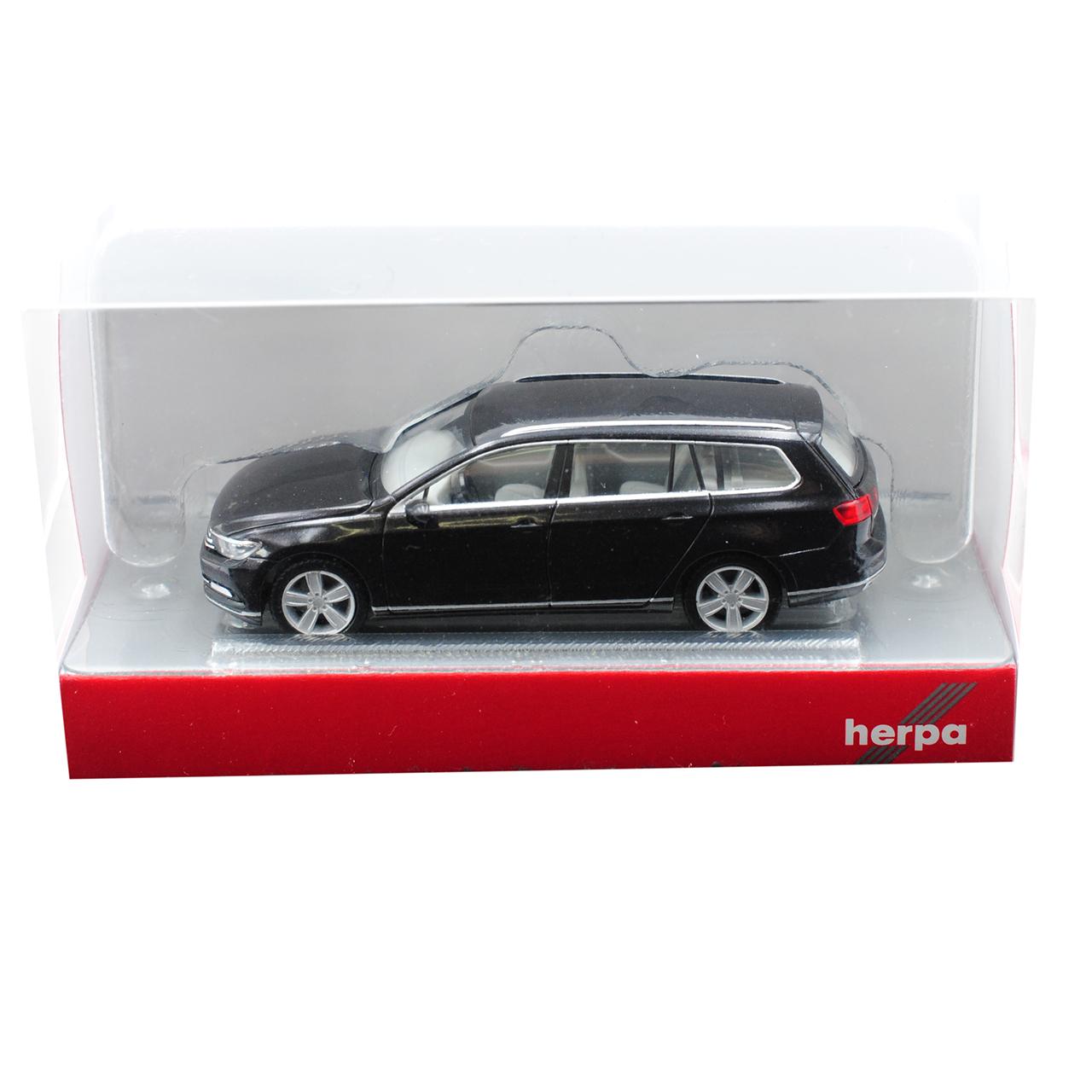 VW Volkswagen Passat B8 Variant Kombi BAG Silber Ab 2014 H0 1//87 Herpa Modell Au