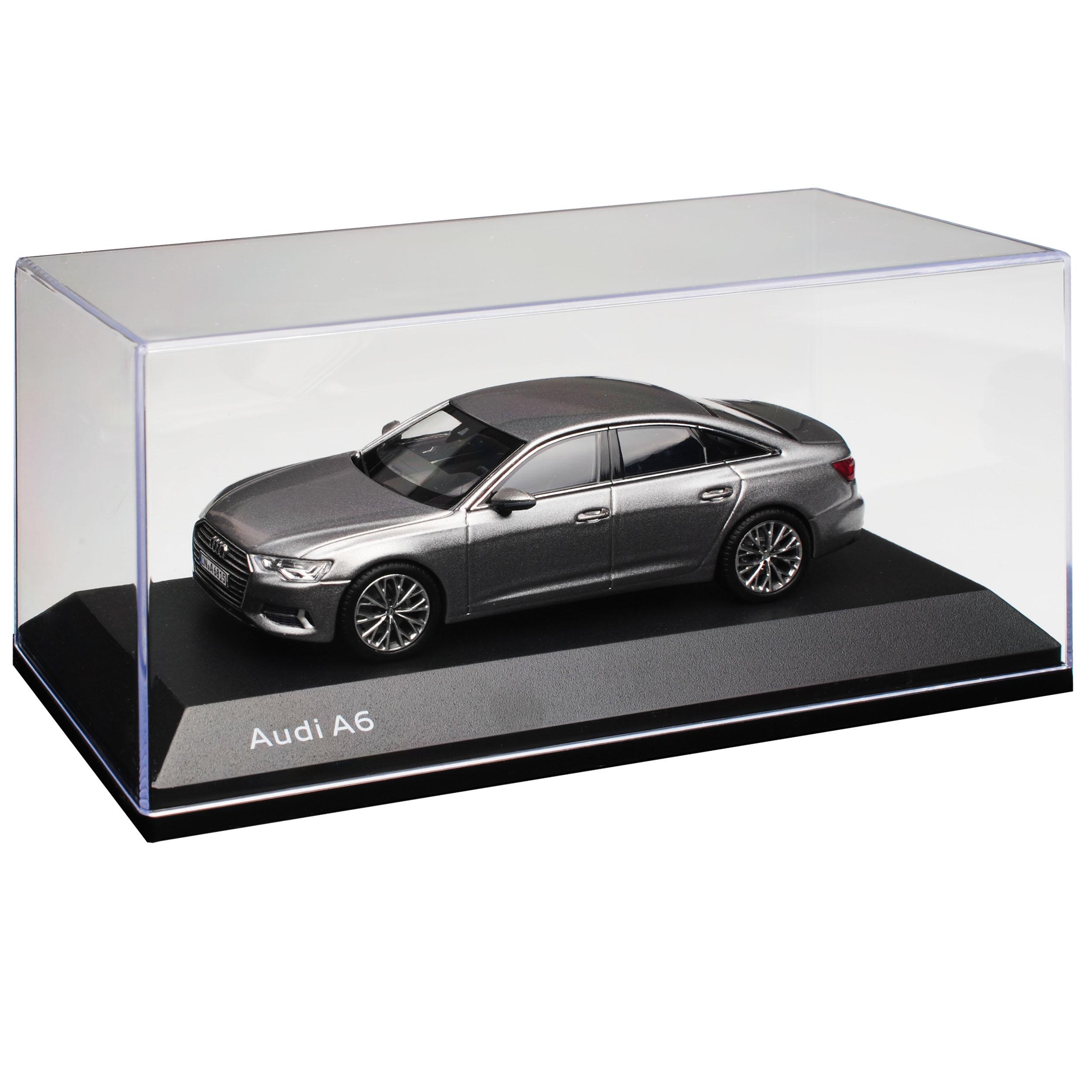 Audi A6 C8 Limousine Taifun grey Modell Ab 2018 1 1 1 43 Kyosho i-Scale Modell Aut.. 2fd617