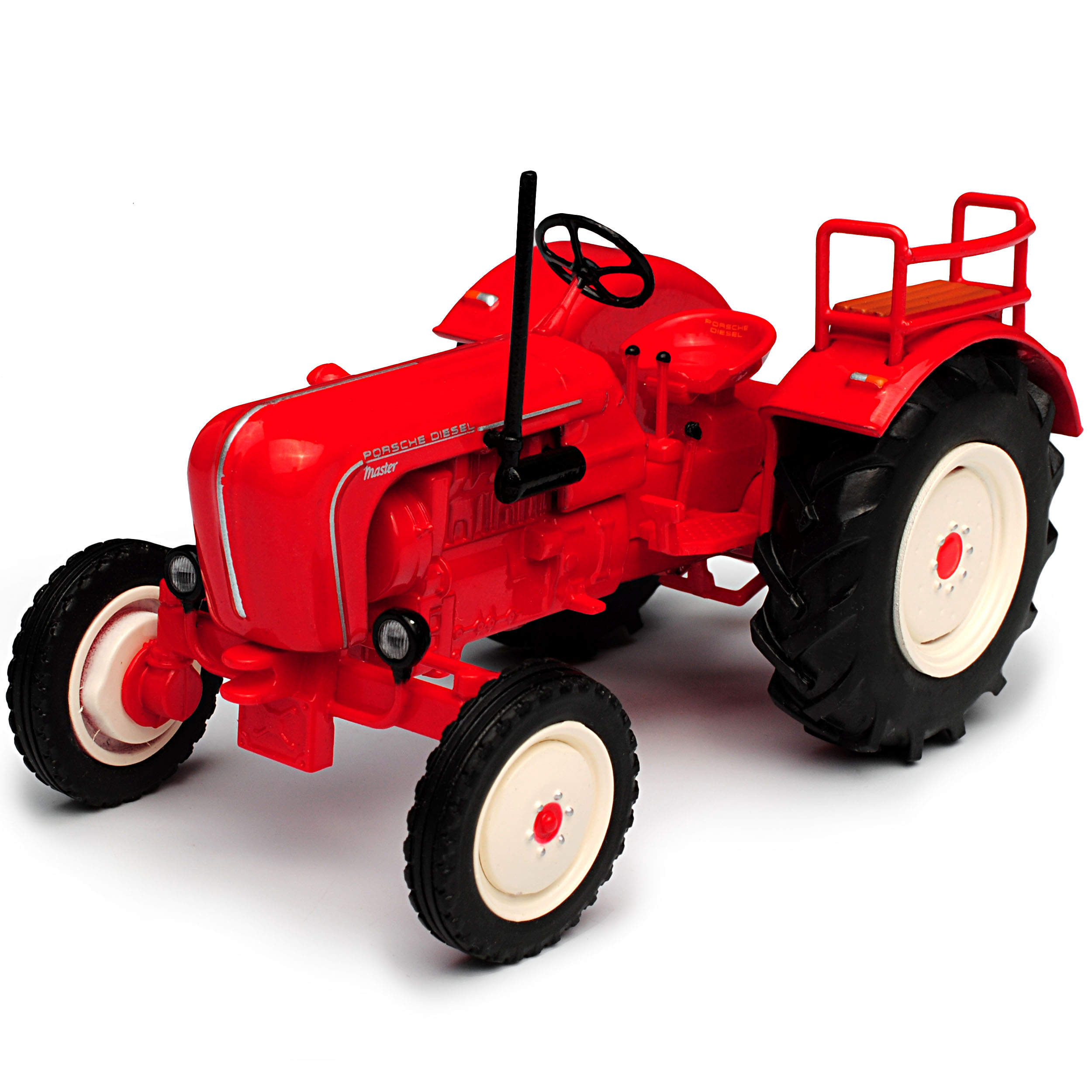 Porsche diesel Master n419 1962 Tractor Rojo 1 43 43 43 Ixo Premiumx modelo coche con... 0de253