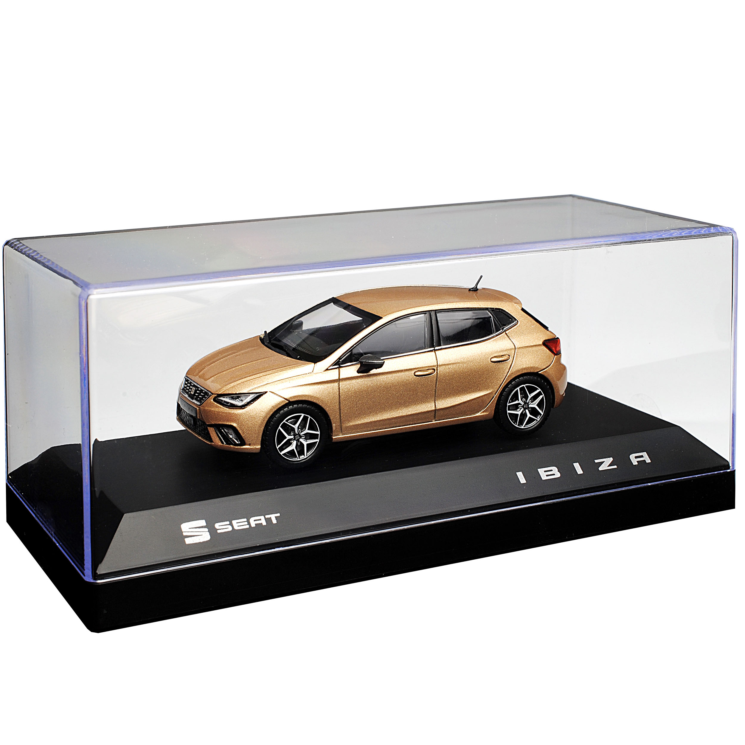 Seat Ibiza 6F 5 Türer Türer Türer Beige gold Mystic Magenta 5. Generation Ab 2017 1 43 Sea.. 75b93c
