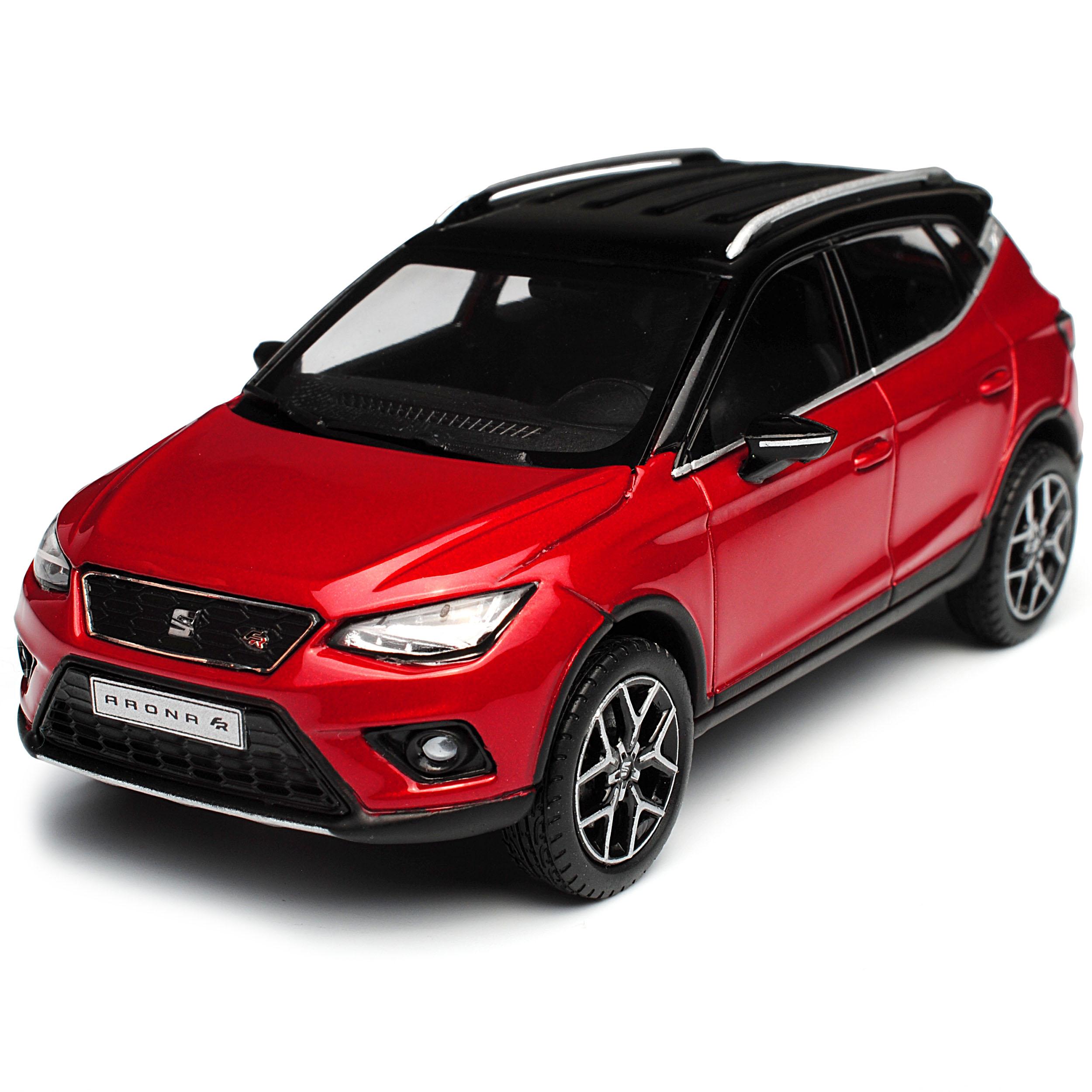 seat arona suv desire rot ab 2017 1 43 seat modell auto. Black Bedroom Furniture Sets. Home Design Ideas
