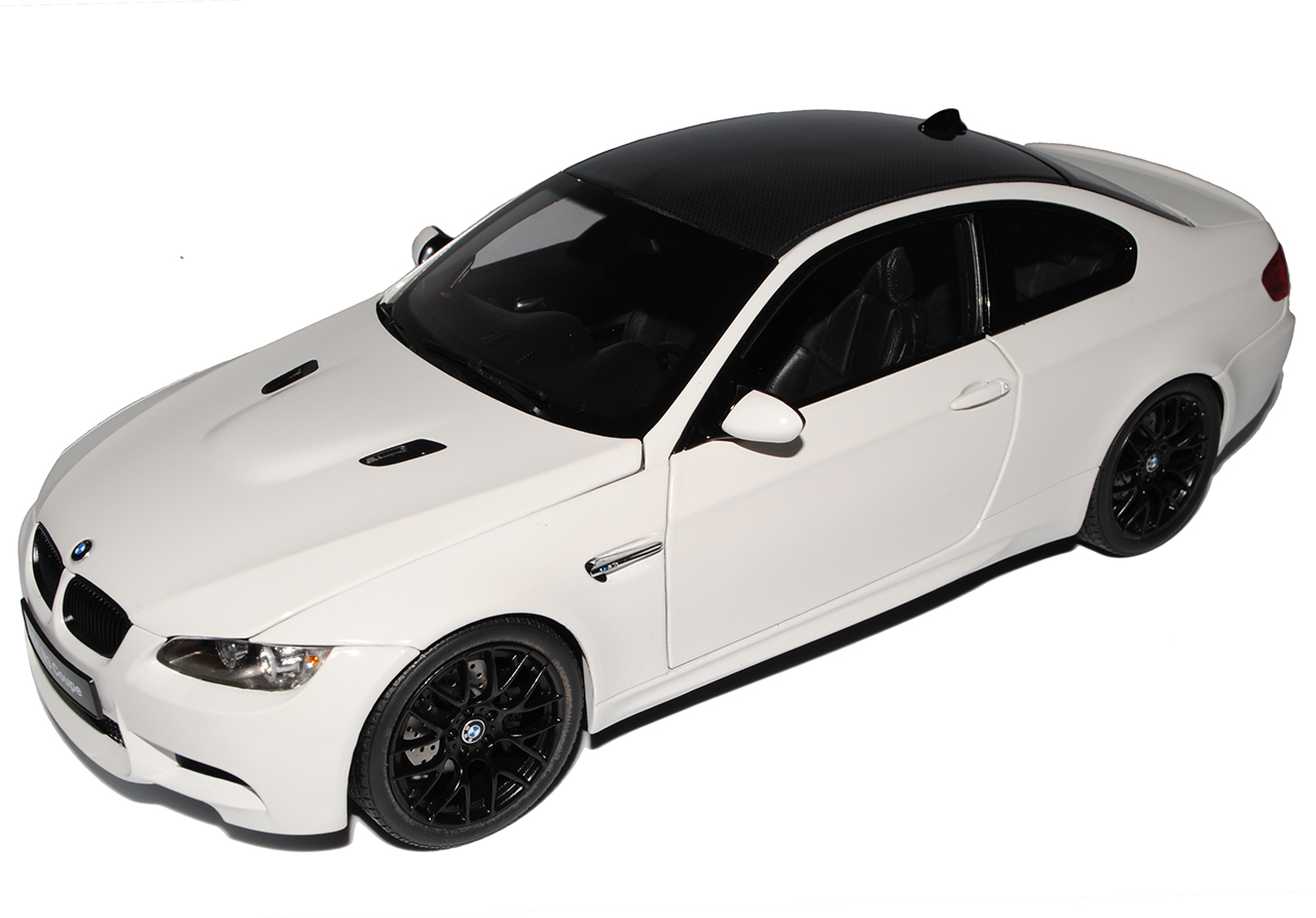 BMW 3er E E E 92 mâ³ coupé Alpine Blanc 2005-2013 1/18 KYOSHO modèle voiture avec ou... | Insolite  59ff31