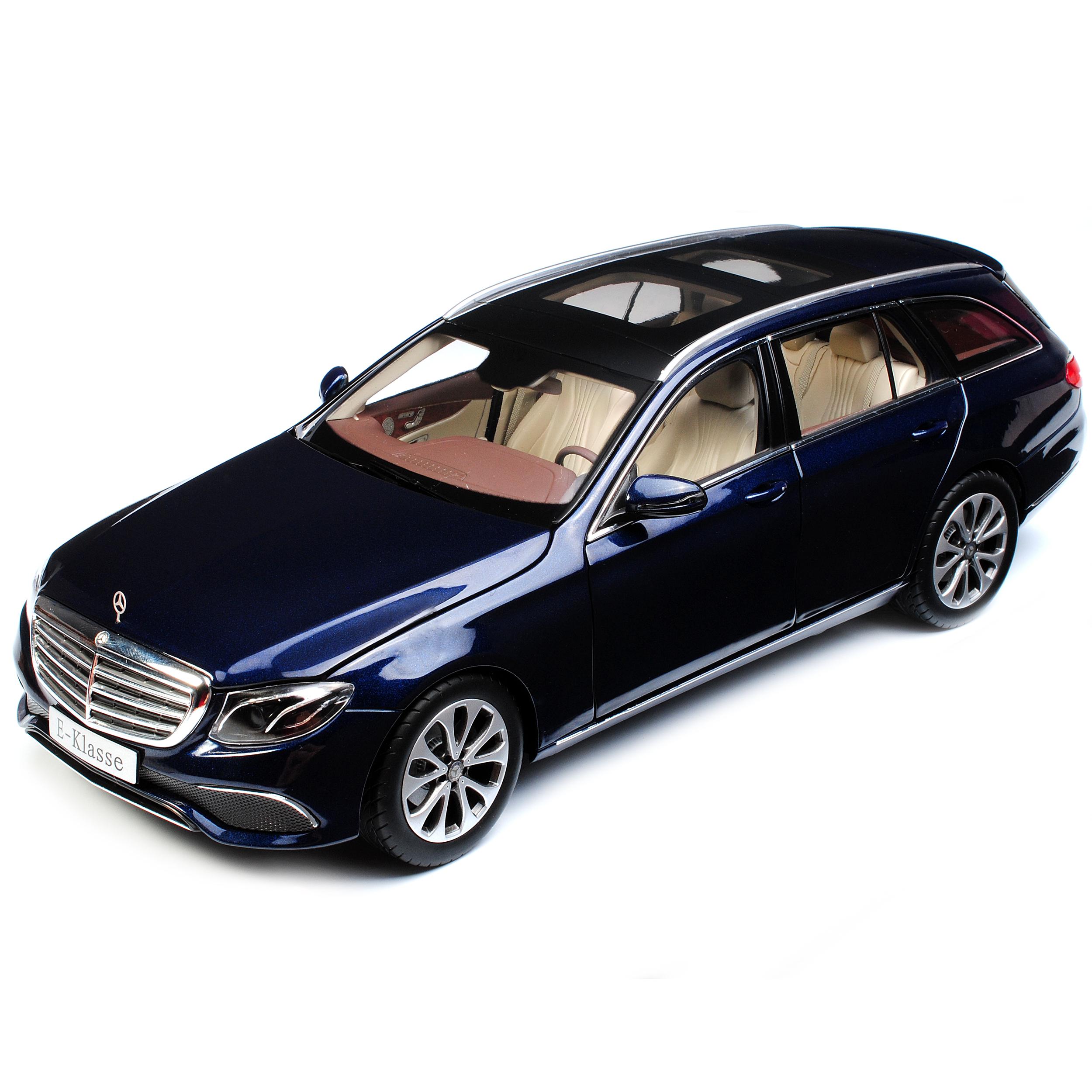 mercedes benz e klasse w213 t modell kombi cavansit blau. Black Bedroom Furniture Sets. Home Design Ideas