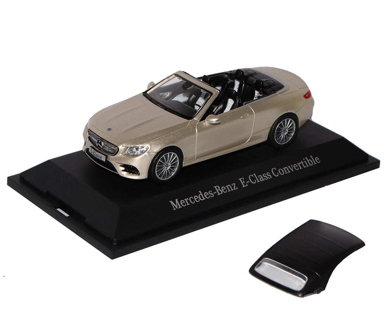 Mercedes-Benz E-Klasse A238 Cabrio mit mit mit abnehmbarem Soft Top Aragon Silber Ab 2..  | Verbraucher zuerst  2cf68f