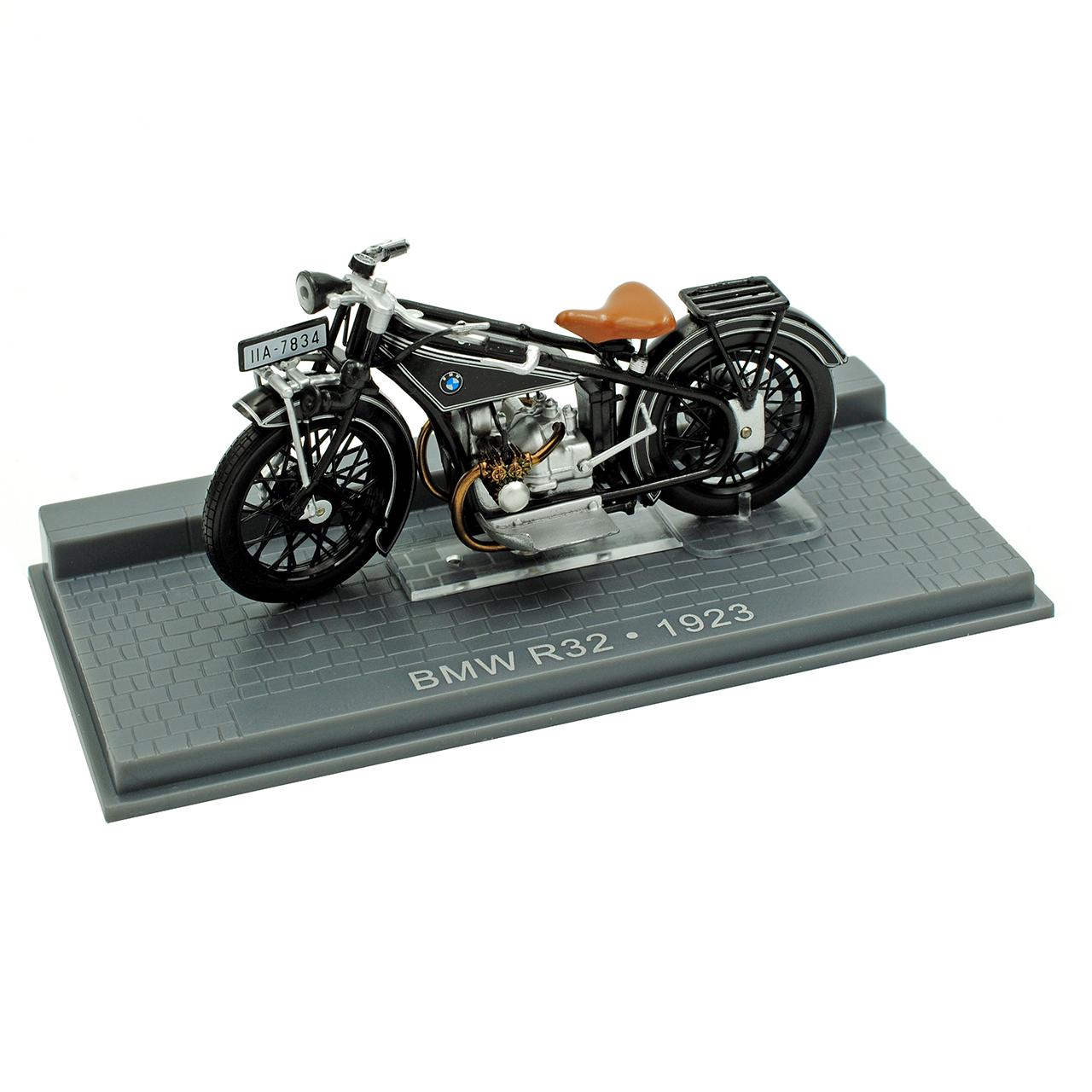 DKW RT175 VS 1952 1:24 Motorrad Modell