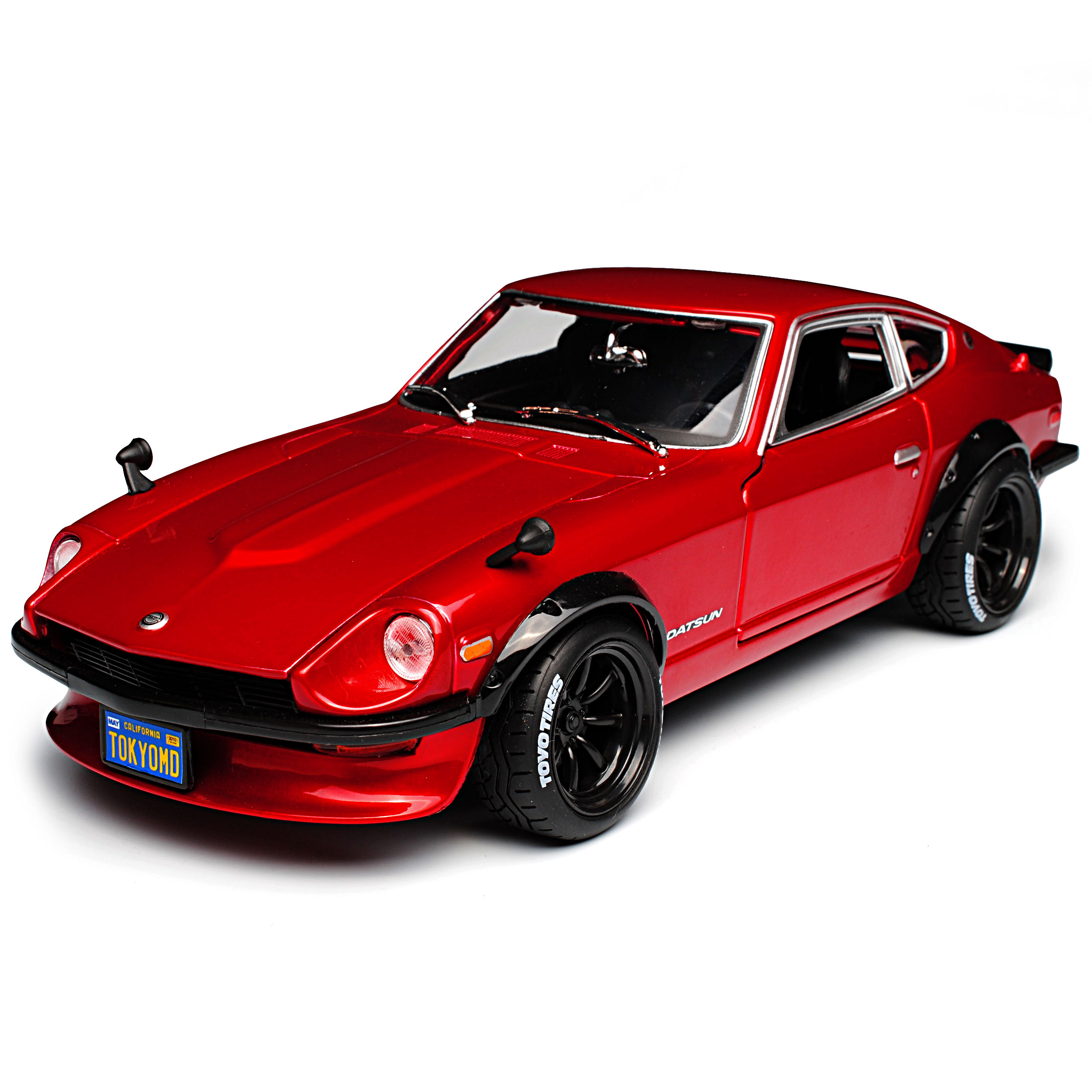 datsun nissan 240z fairlady z coupe tuning rot 1969 1978 1. Black Bedroom Furniture Sets. Home Design Ideas