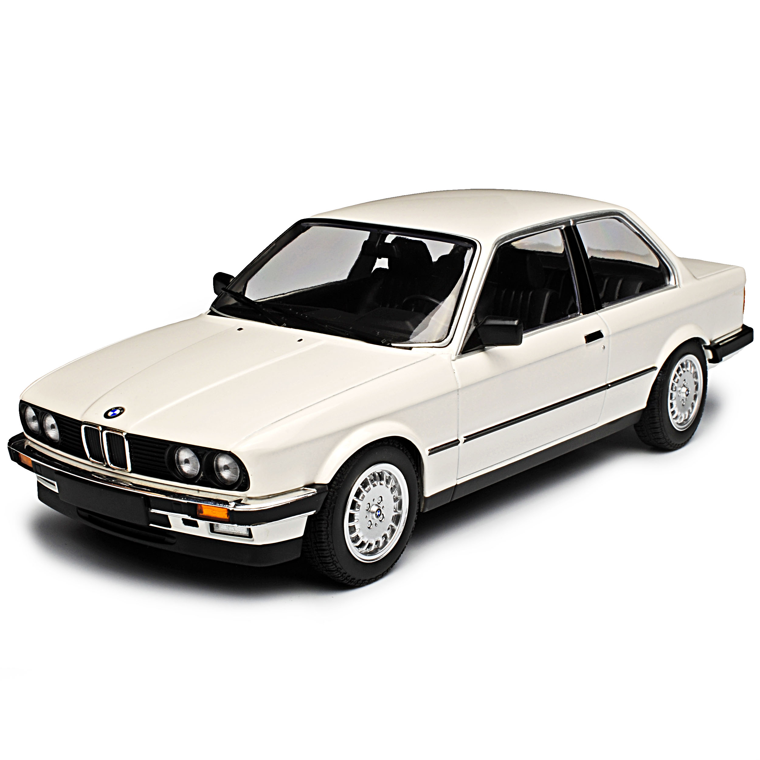 Bmw 3er E30 323i Coupe Weiss 1982