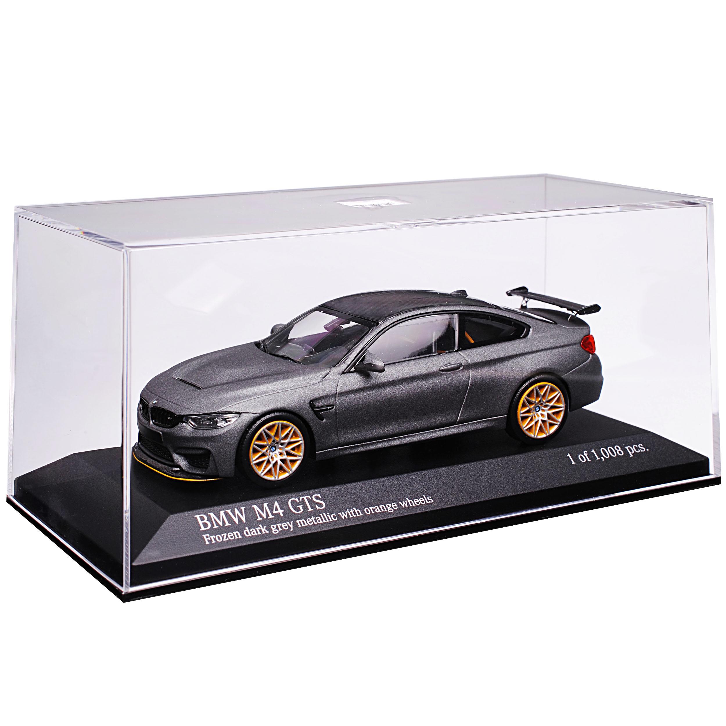 BMW 4er M4 GTS F82 Coupe Matt Grau mit Orangen Orangen Orangen Felgen Ab 2014 limitiert 1008 S..  | Sale Online Shop  77430c