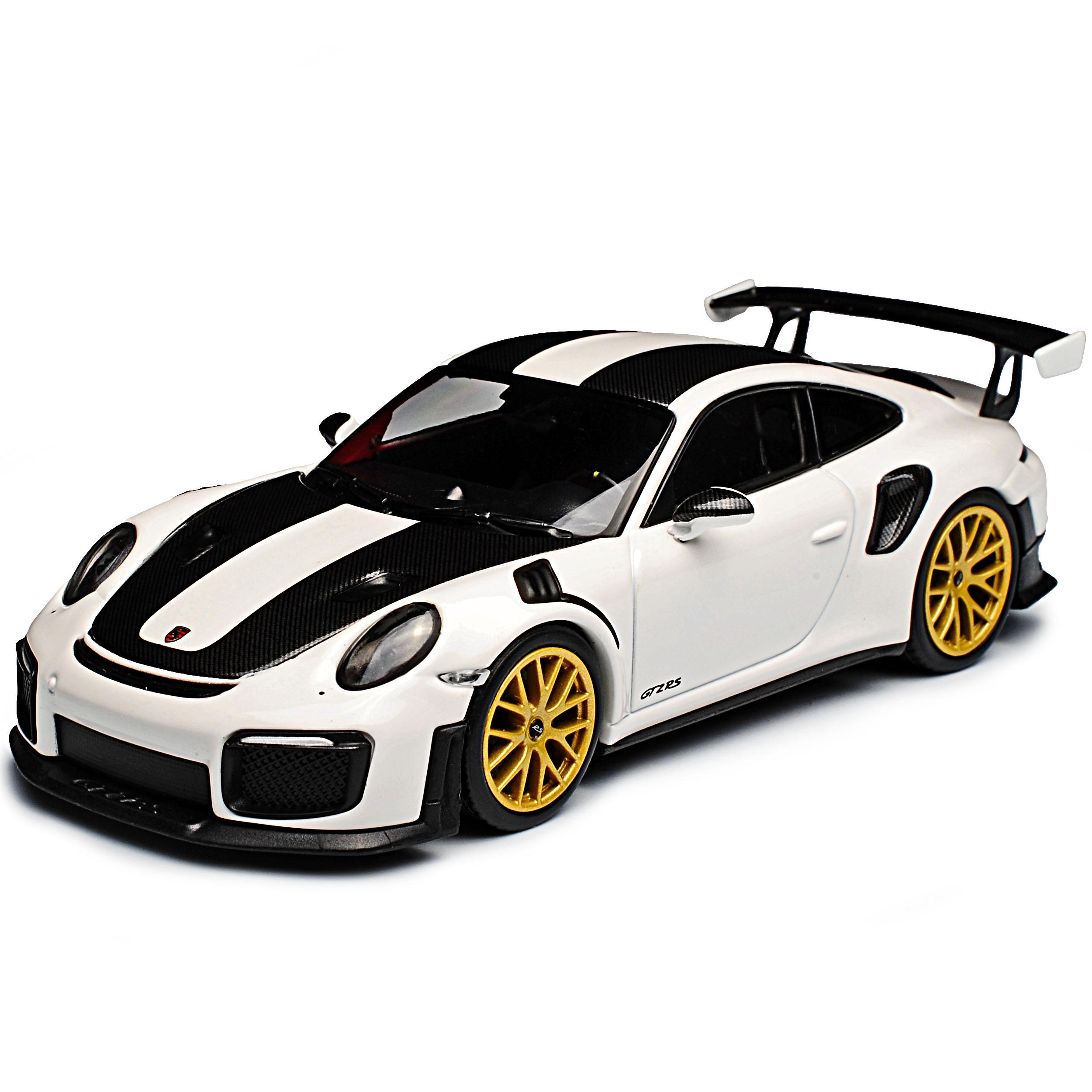 Porsche 911 991 II gt2 RS Weiss Weissach Weissach Weissach paquete modelo a partir de 2012 a partir de 2015. Facelift. 405690