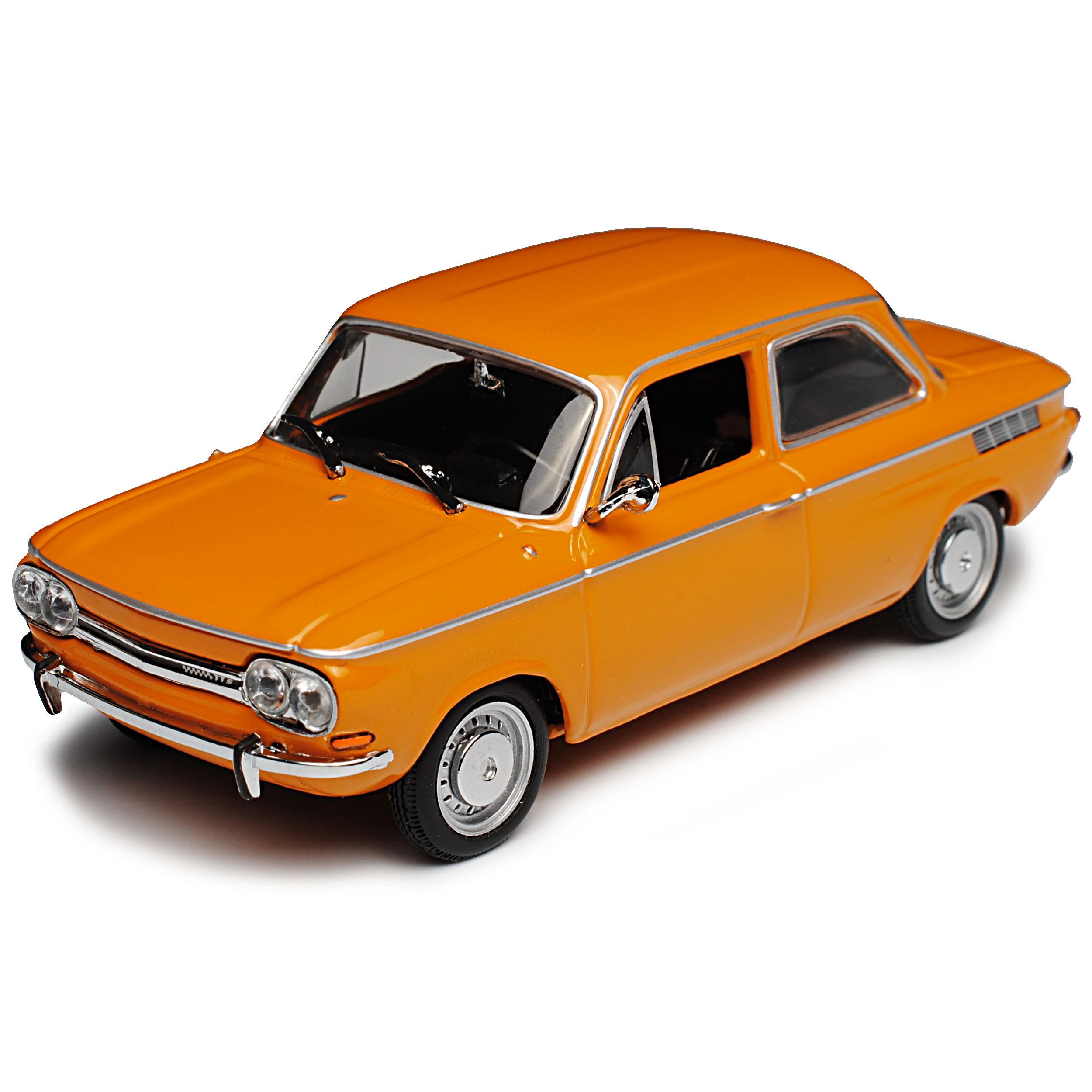 NSU TT naranja 1965-1972 1 43 43 43 Minichamps maxichamps modelo coche con o sin I.. 0d8ba8
