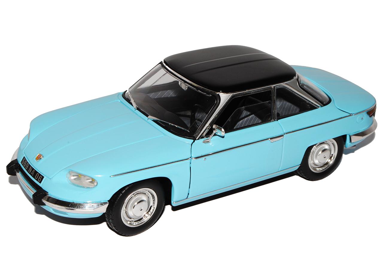 PANHARD 24 CT COUPE Bleu 1963-1967 1 18 18 18 NOREV modèle voiture avec ou sans Trans... 0f706a