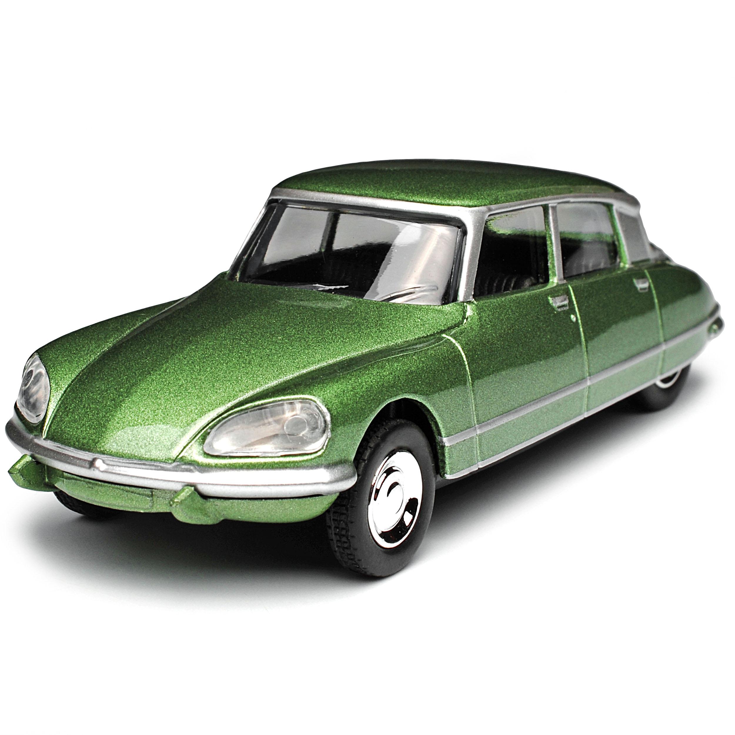 citroen ds23 limousine pallas gr n 1972 1975 1 64 norev. Black Bedroom Furniture Sets. Home Design Ideas
