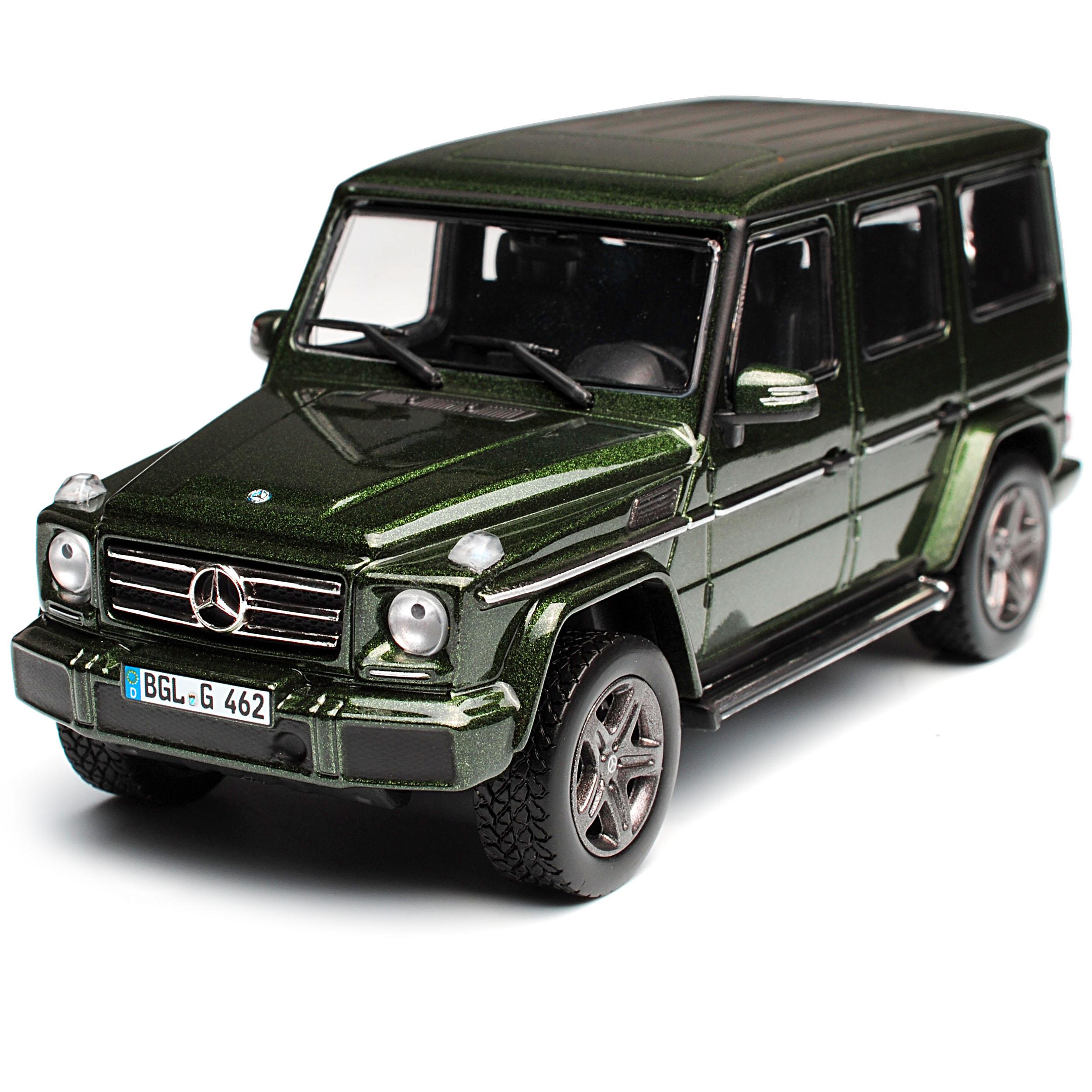 Mercedes-Benz G-Klasse W463 Grün Grün Grün Metallic fast Schwarz Ab Modellpflege 2015 1 ..  | Stabile Qualität  f9eb7b