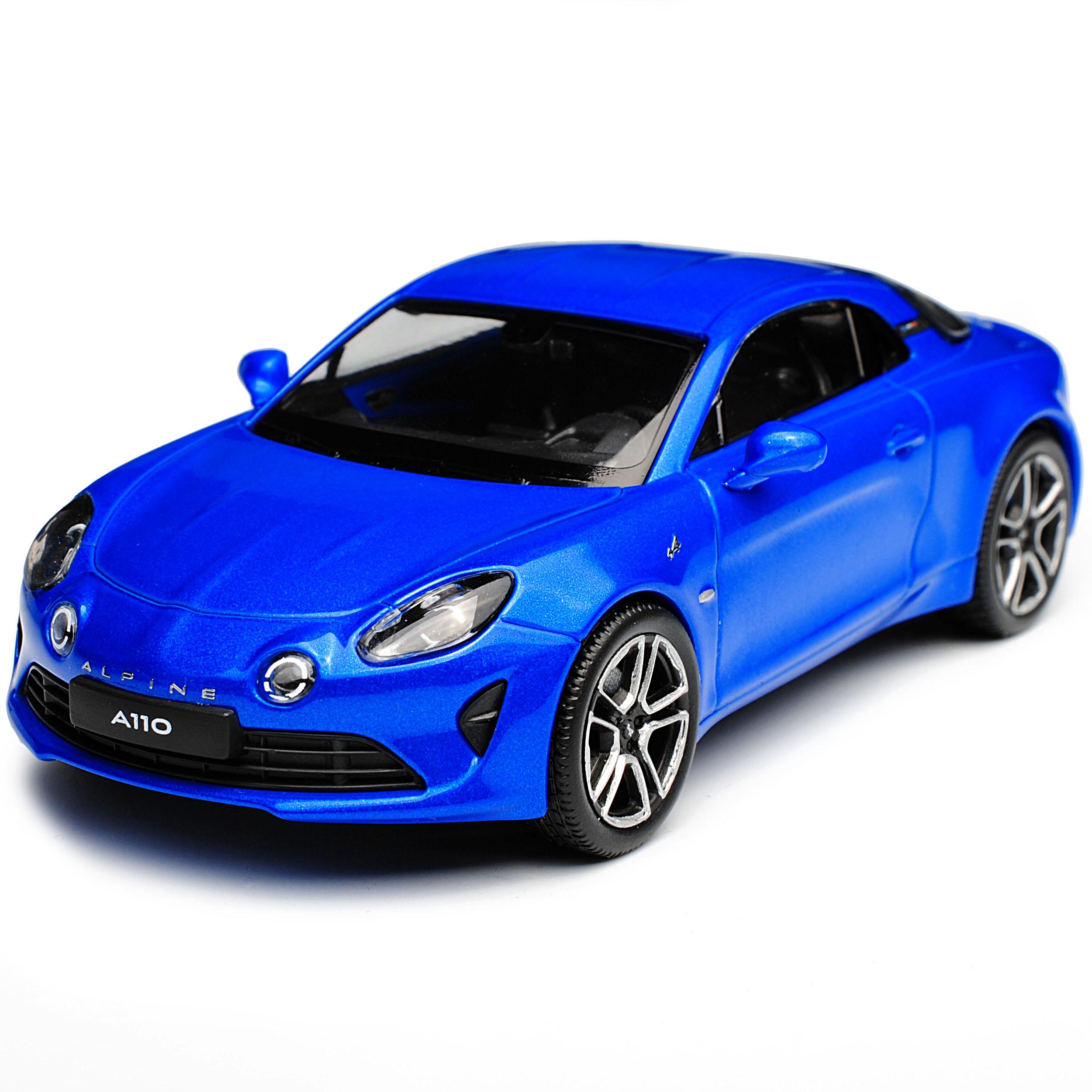 Renault-Alpine-a110-Coupe-Bleu-Premiere-Edition-a-partir-de-2017-1-43-Norev-modele-voiture