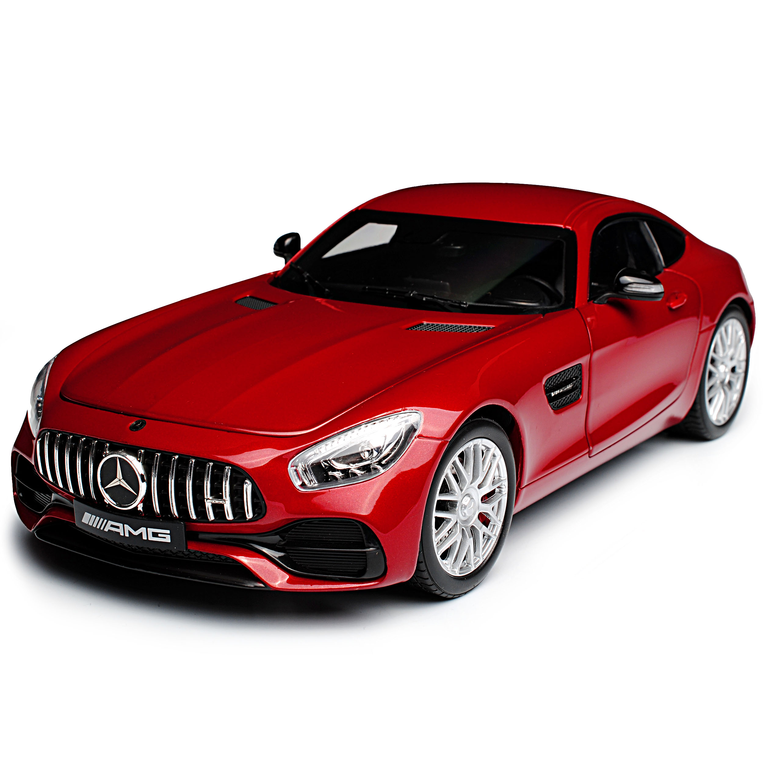 Mercedes-Benz AMG GT S S S Coupe Hyazinth red Metallic Ab 2014 1 18 Norev Modell A.. 031c58