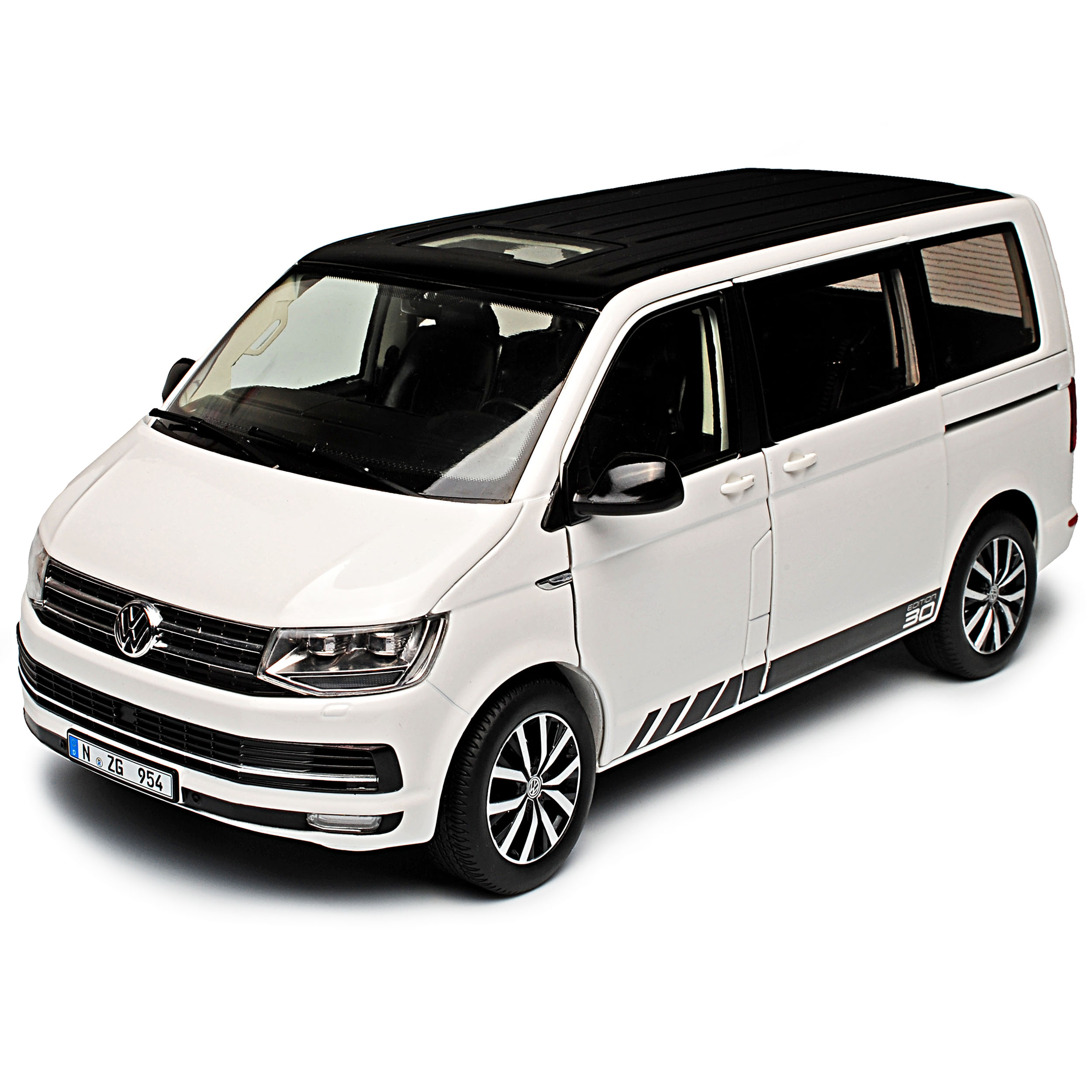 vw volkswagen t6 multivan highline personen transporter weiss t5 ab 2 facelif ebay. Black Bedroom Furniture Sets. Home Design Ideas