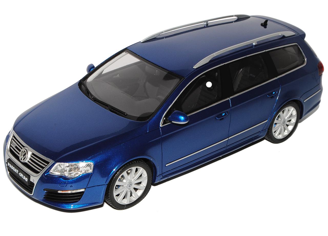 vw volkswagen passat r36 b6 typ 3c variant kombi blau 2005 2010 nr 216 1 18 ot ebay. Black Bedroom Furniture Sets. Home Design Ideas