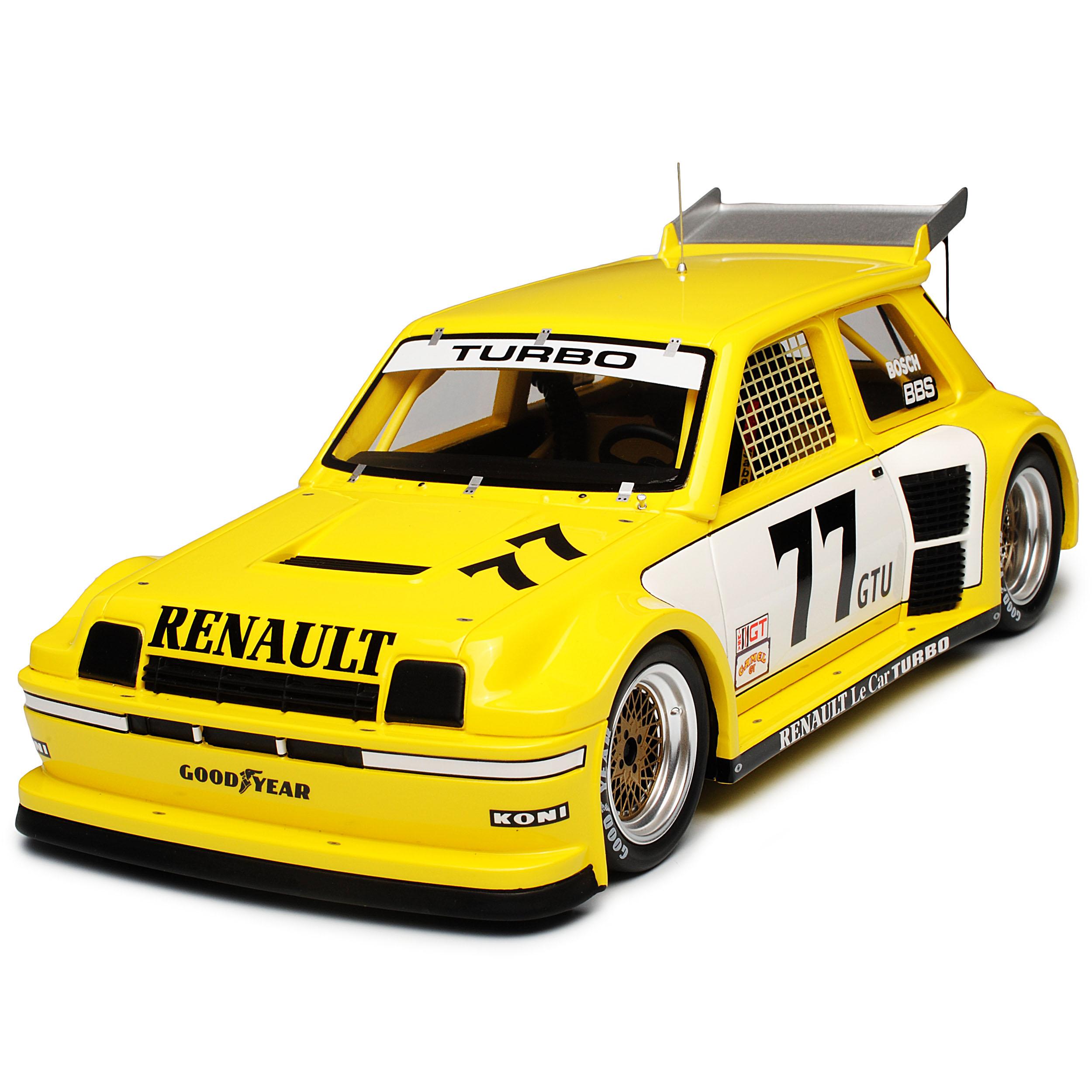 Renault Le Car Turbo IMSA maxi r5 r5 r5 turbo 1981 NR 261 1 18 Otto Modèle voiture avec... 8083f5
