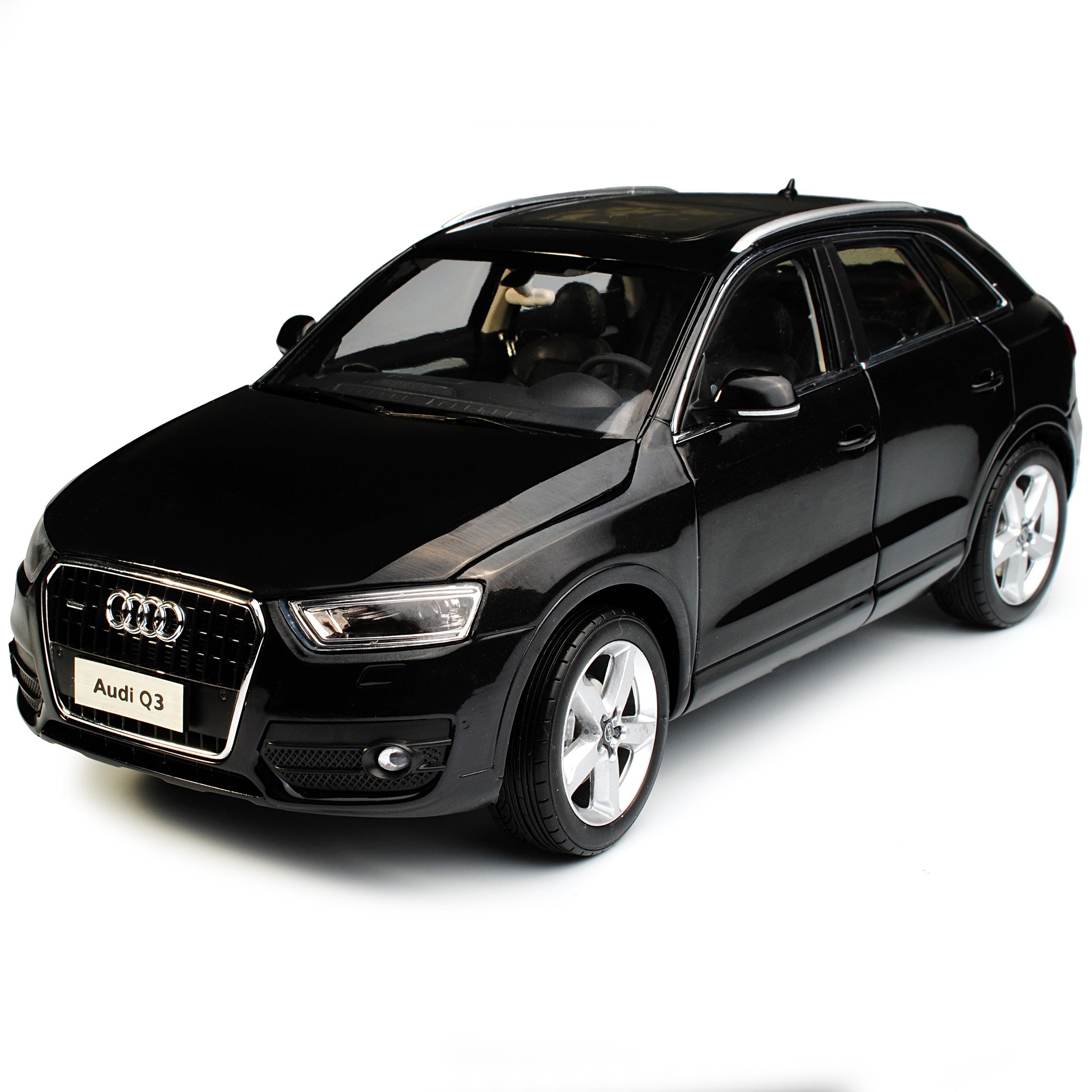 Audi Audi Audi Q3 8U SUV black Ab 2011 1 18 Paudi Modell Auto mit oder ohne individiue.. 9f50e7