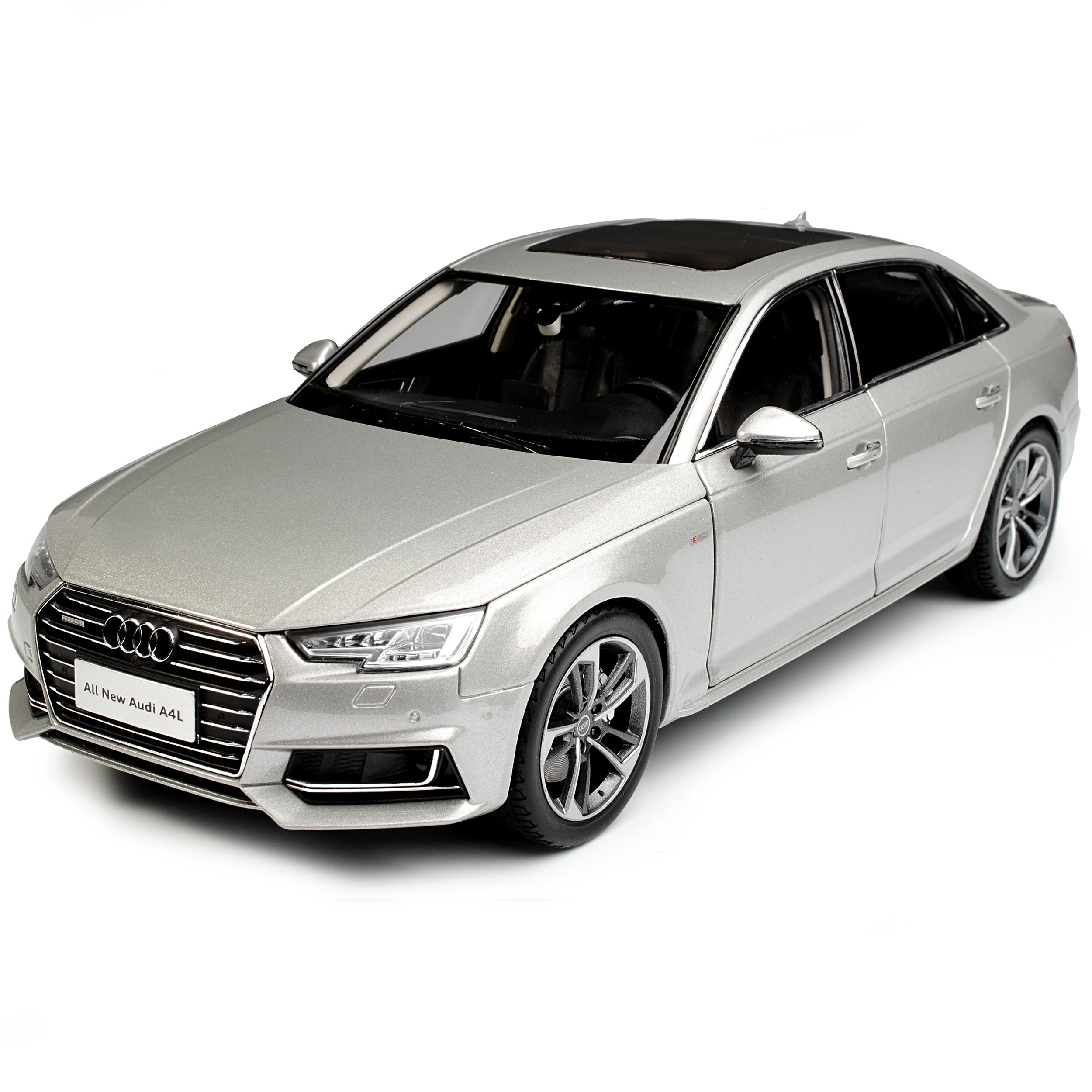 Audi A4 L B9 Limousine Silber Gold 5. Generation Ab 2015 1
